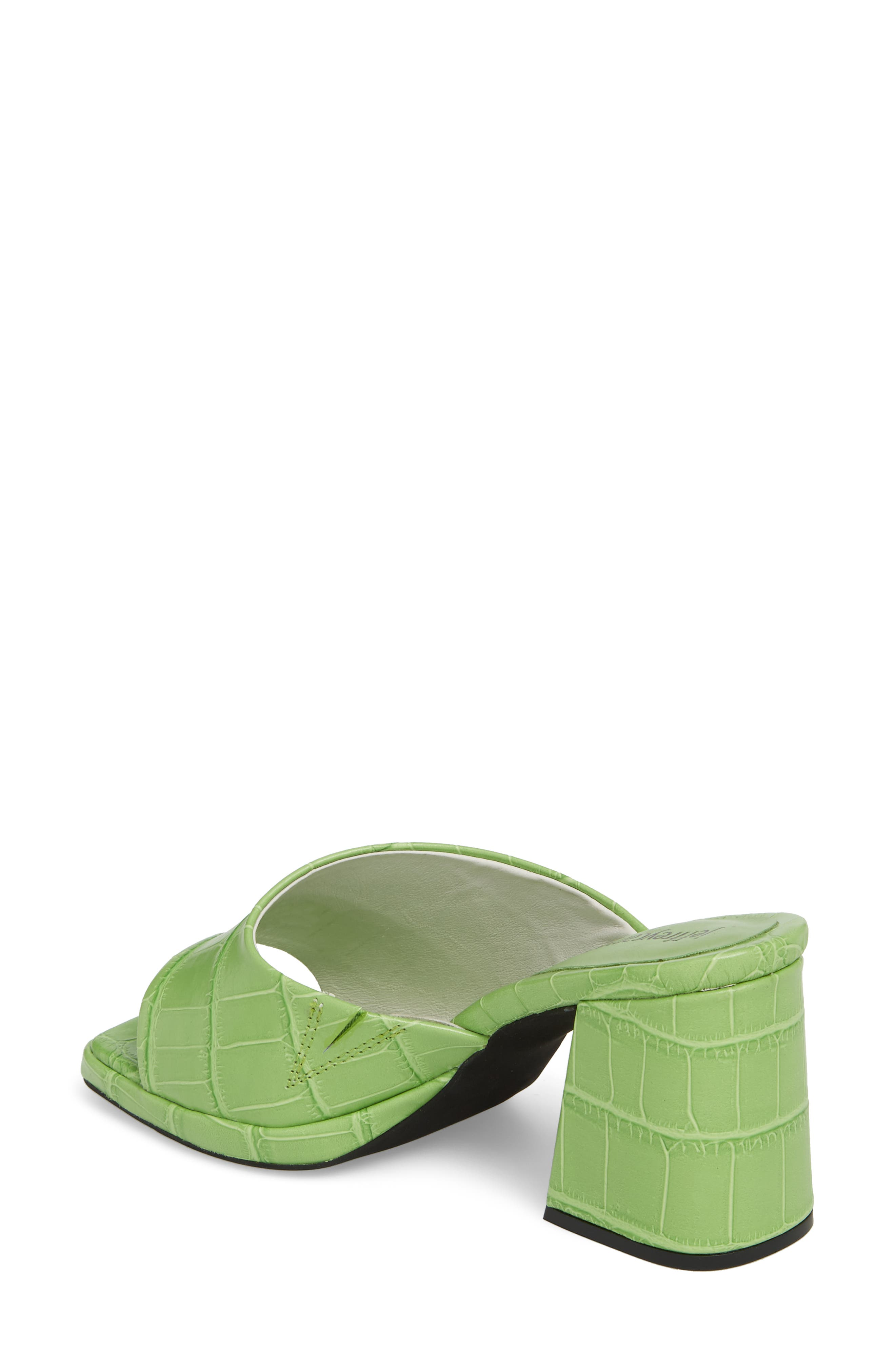 Suzuci Sandal,                             Alternate thumbnail 2, color,                             Green Leather