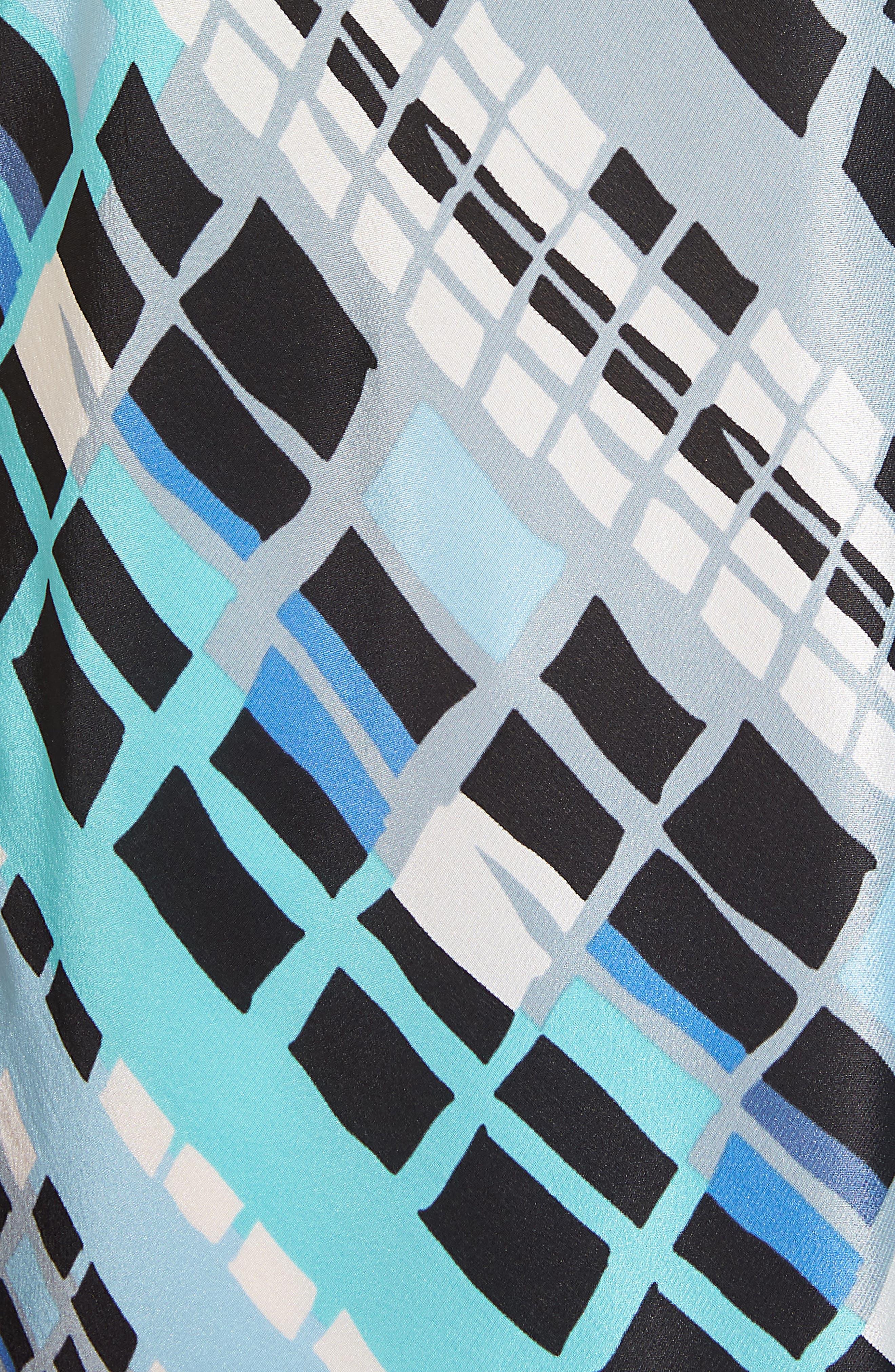 Alternate Image 5  - NIC+ZOE From Above Dress Silk Blend Maxi Dress (Regular & Petite)