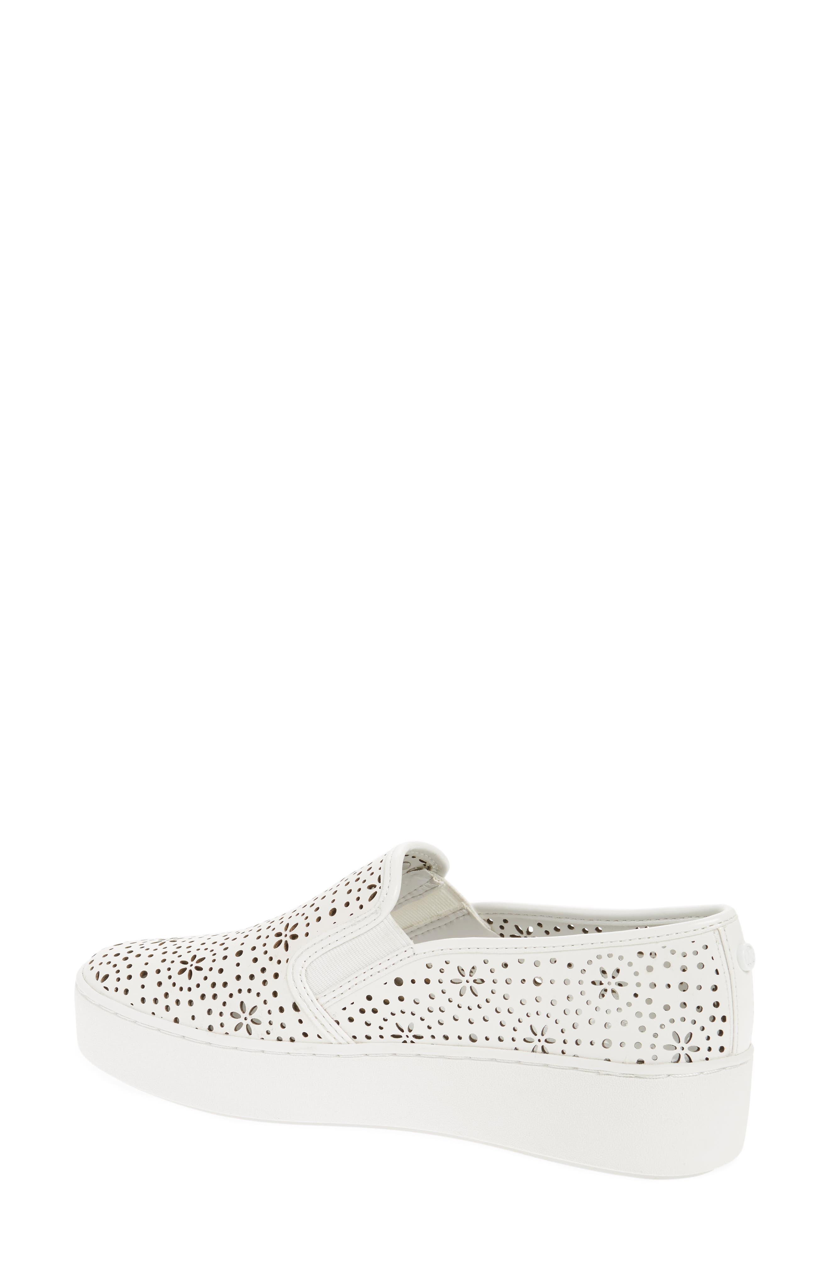 Alternate Image 2  - MICHAEL Michael Kors Trent Slip-On Sneaker (Women)