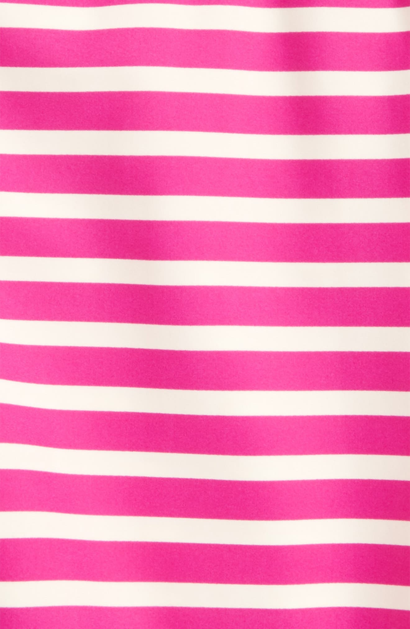 Stripe Short Sleeve Rashguard,                             Alternate thumbnail 2, color,                             Snapdragon Tonal Stripe