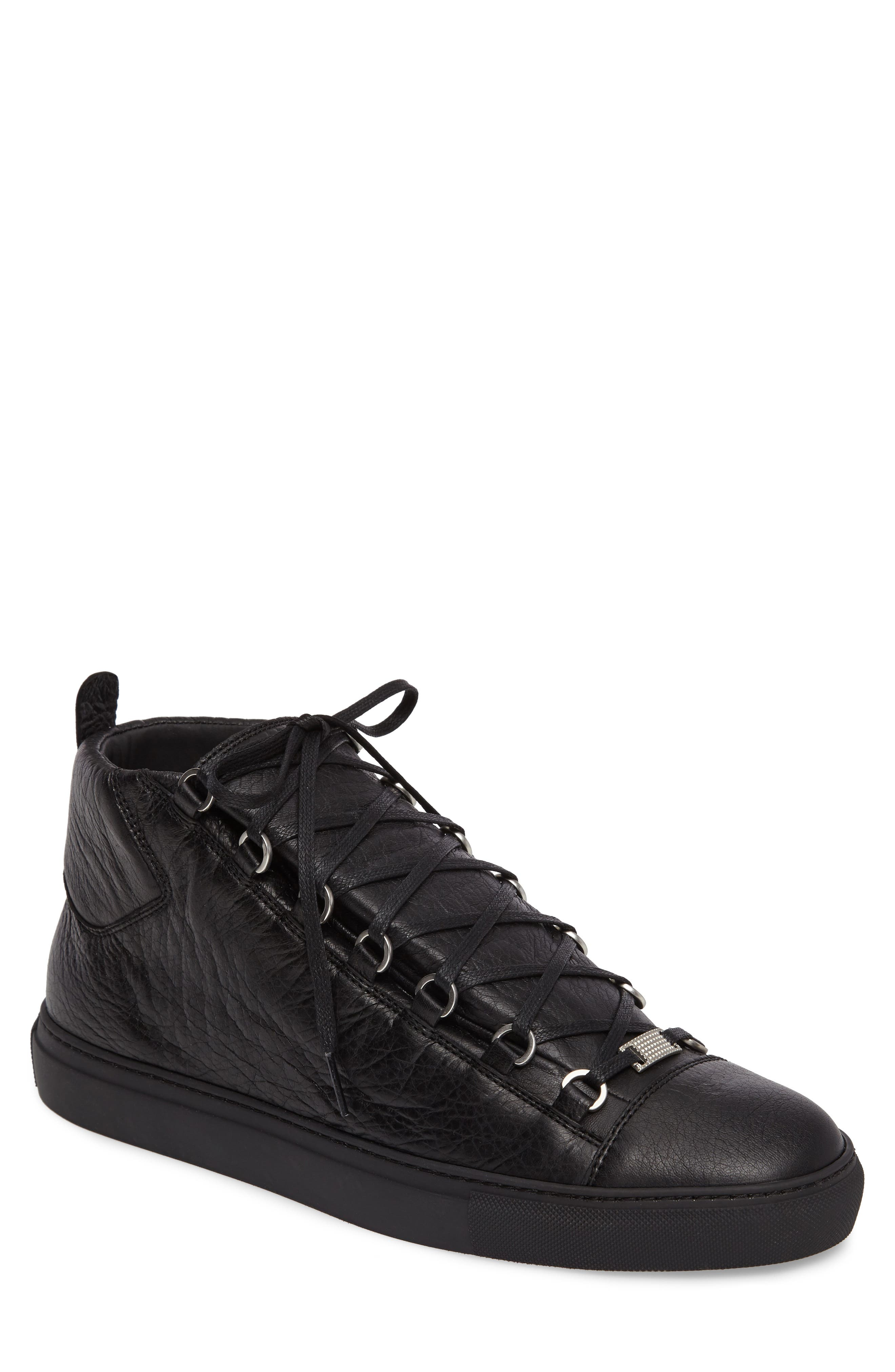 Balenciaga Arena High Sneaker (Men)
