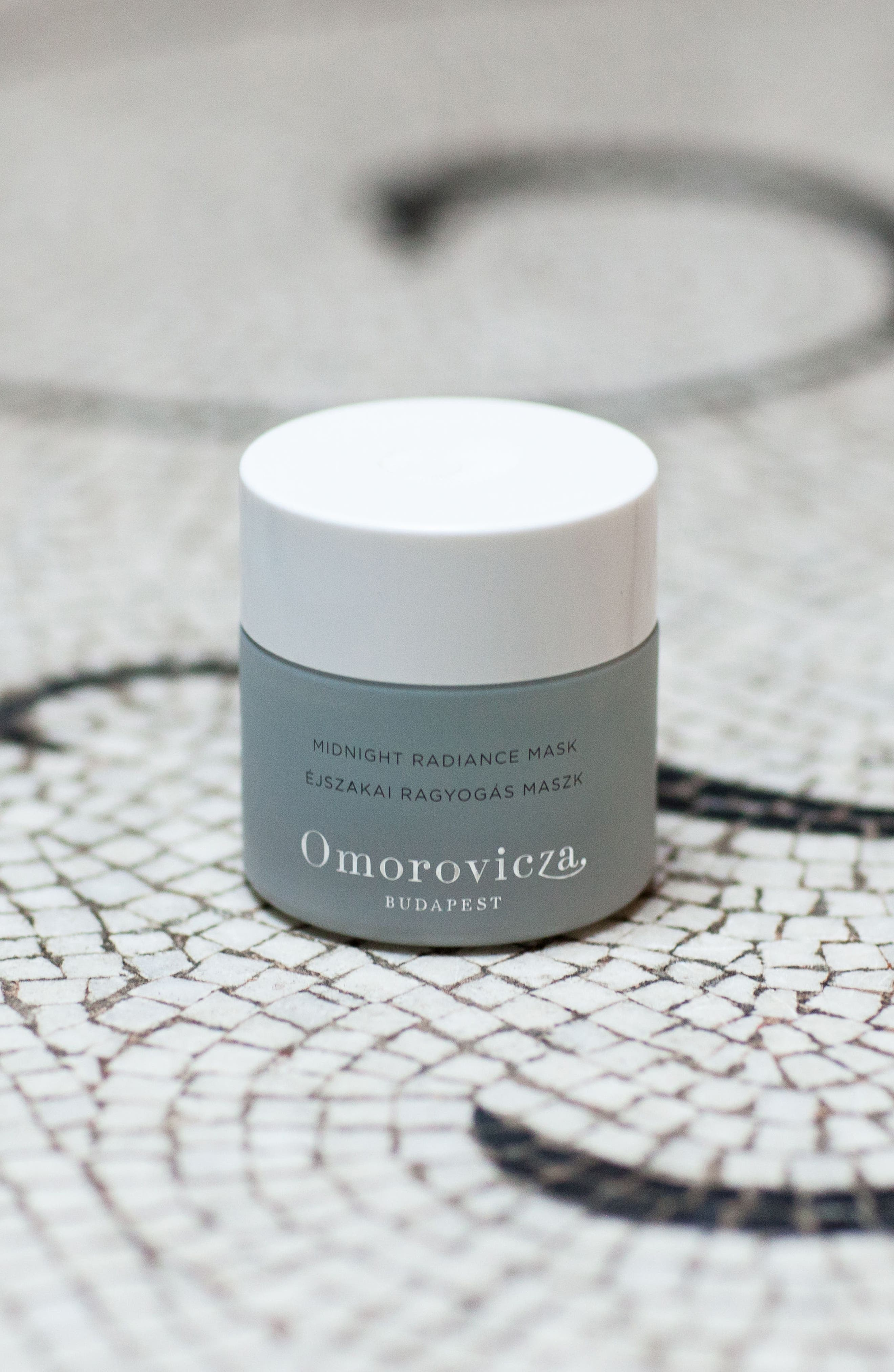 Alternate Image 5  - Omorovicza Midnight Radiance Mask