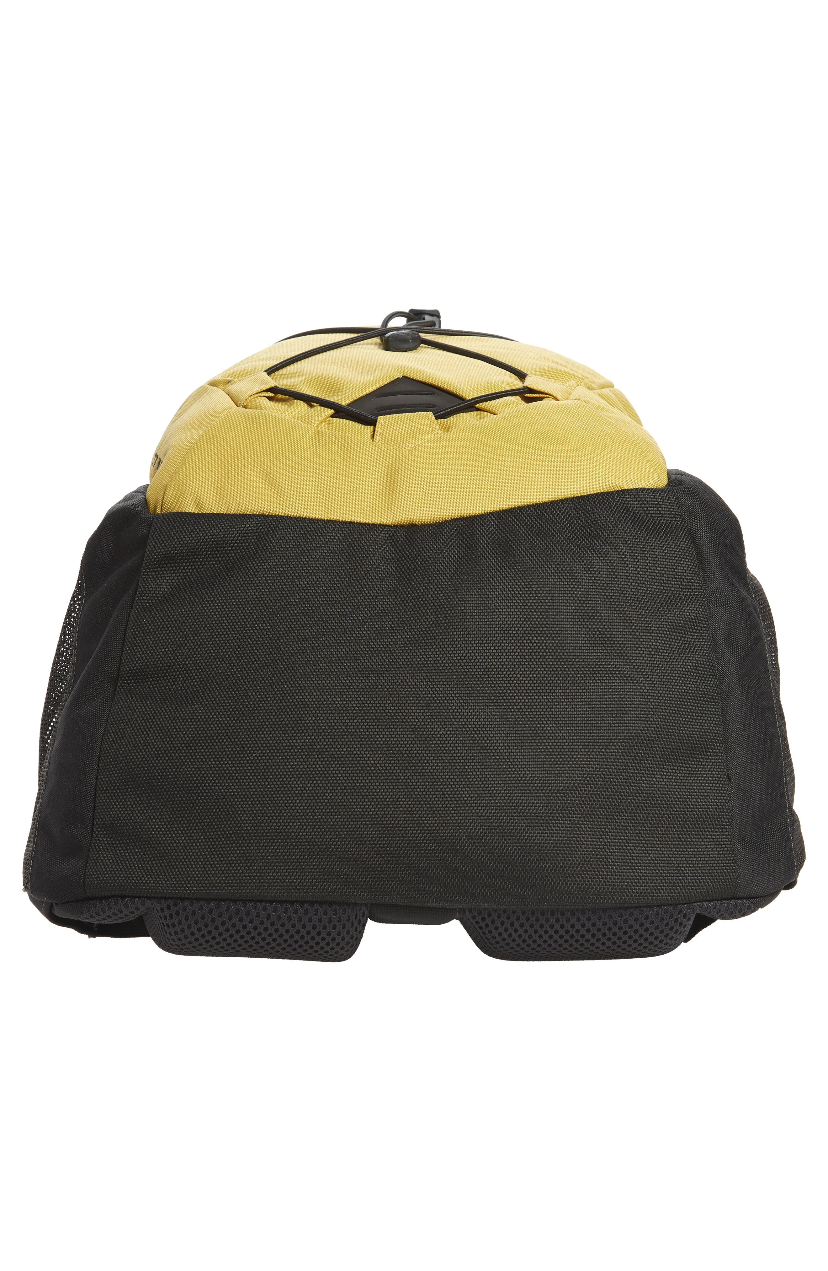 'Jester' Backpack,                             Alternate thumbnail 4, color,                             Olivenite Yellow/ Asphalt Grey