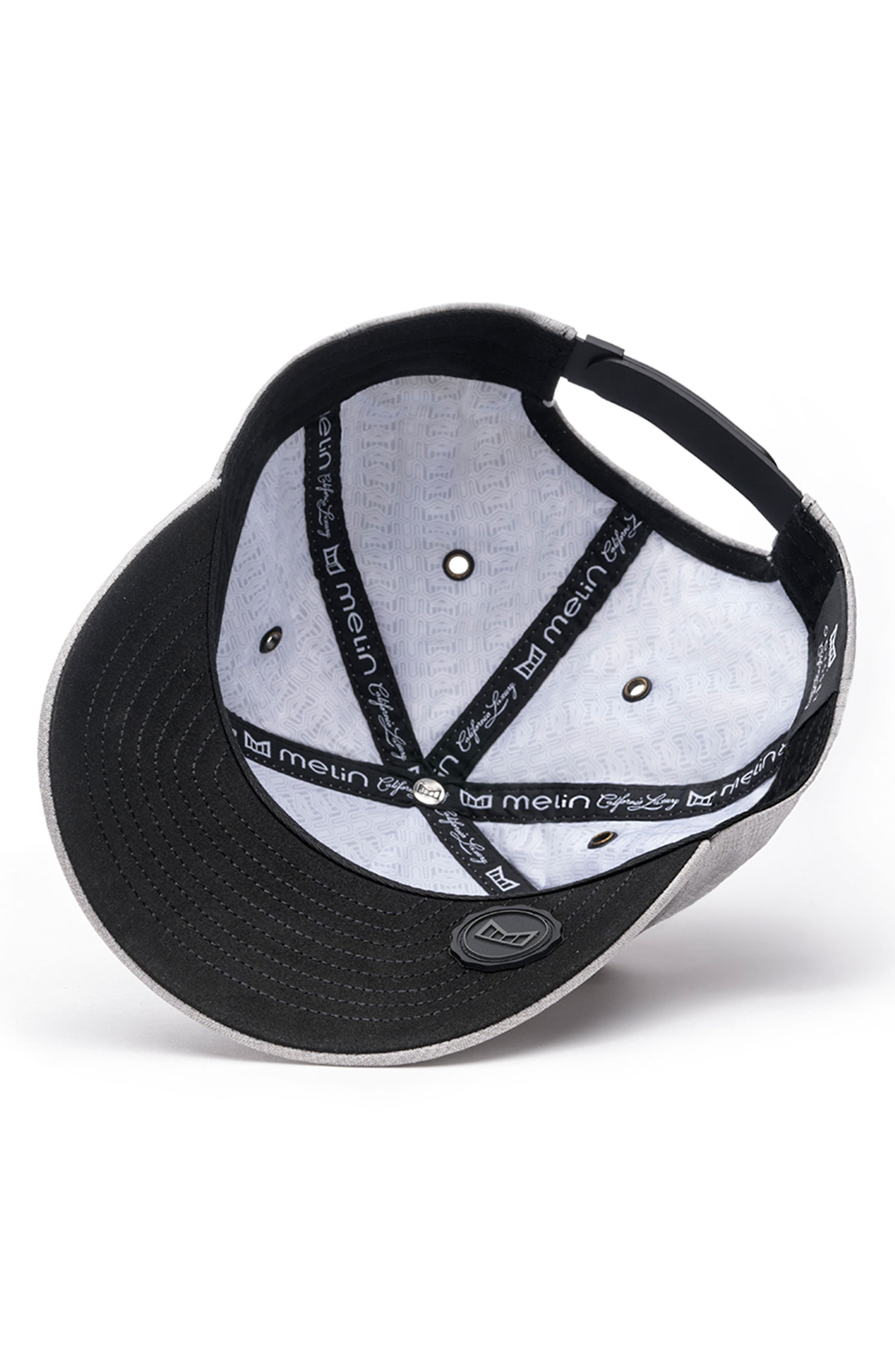 Odyssey Baseball Cap,                             Alternate thumbnail 5, color,                             Light Grey