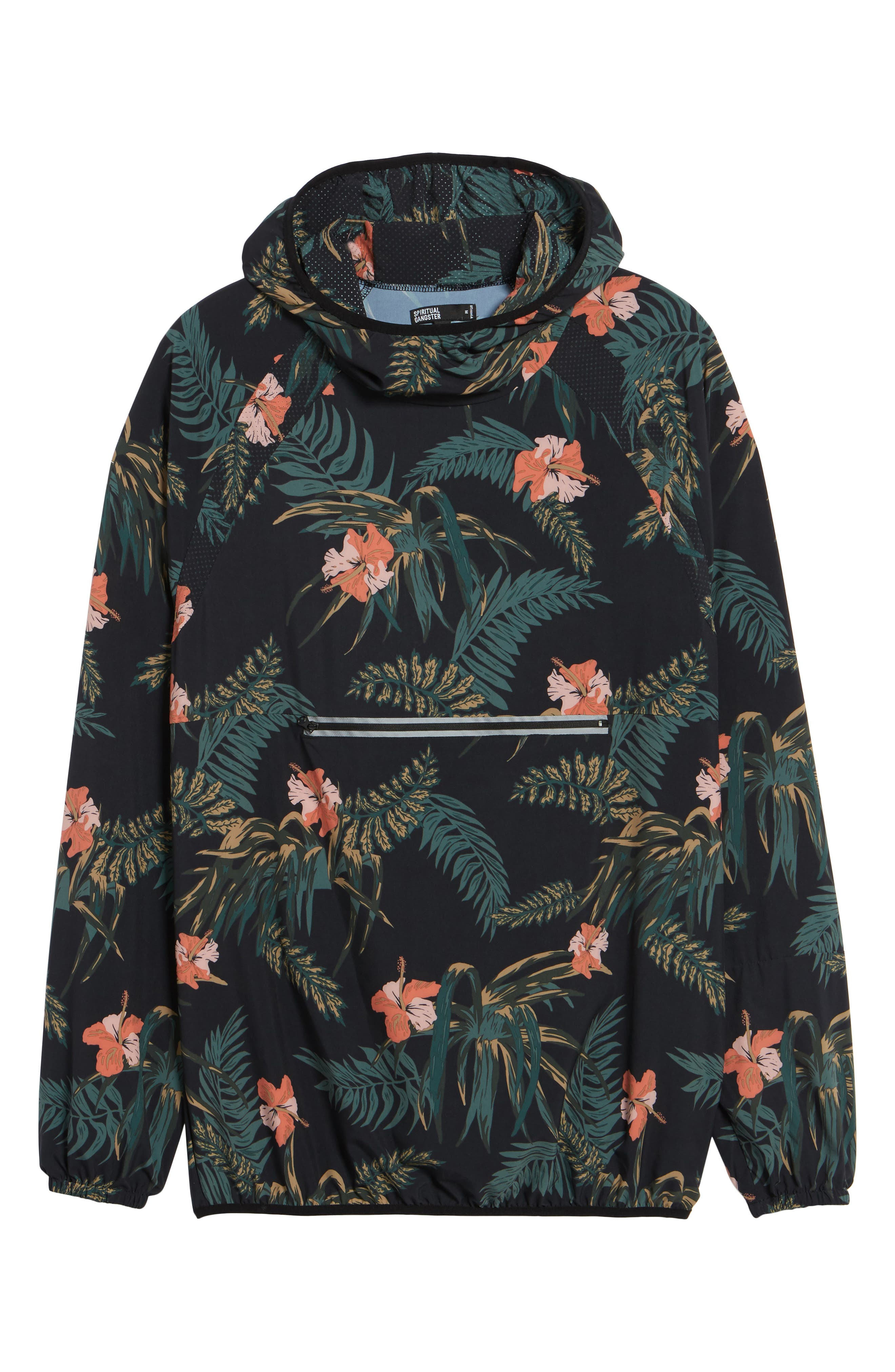 Ignite Pullover,                             Alternate thumbnail 6, color,                             Floral/ Multi