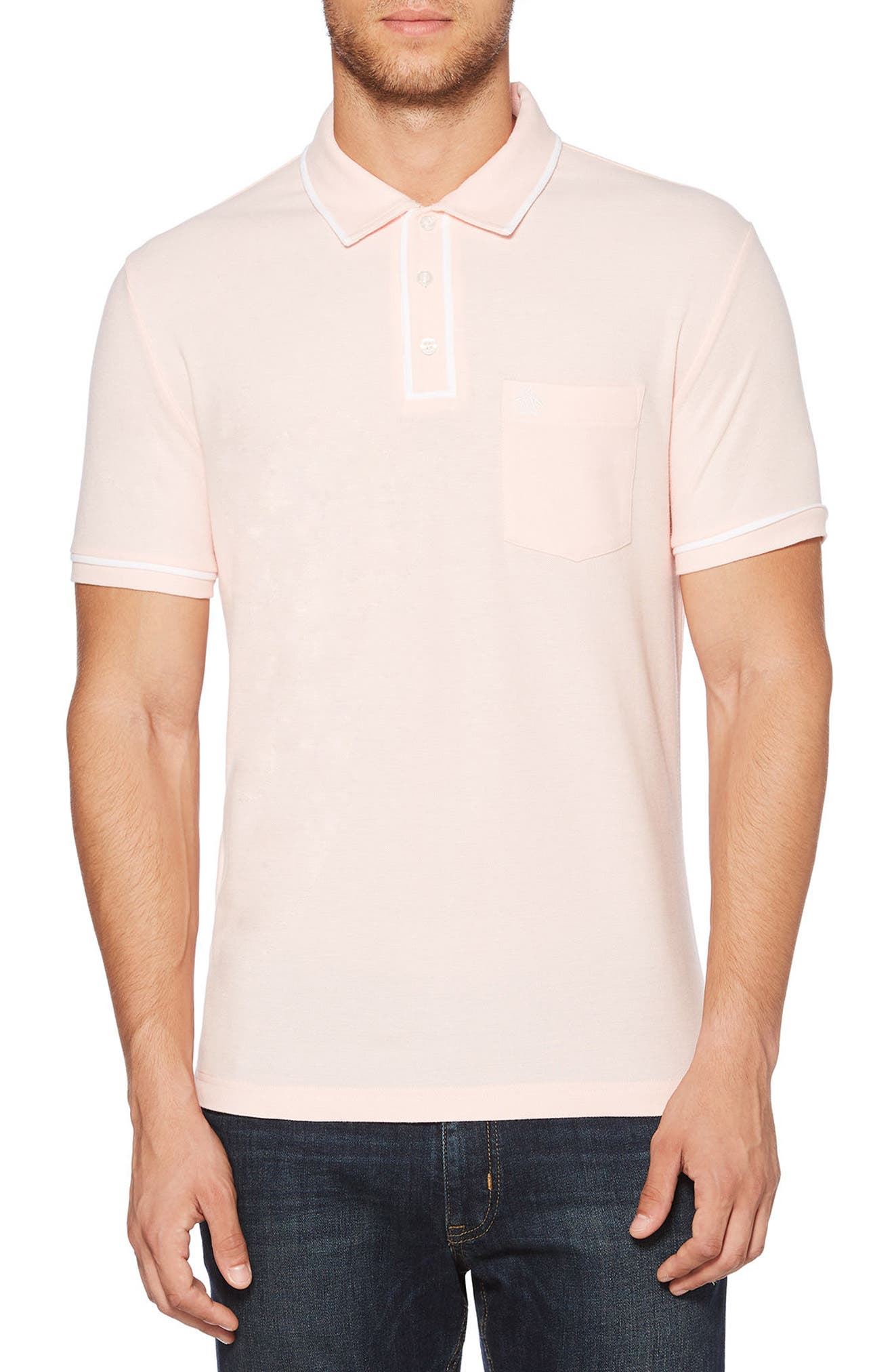 Original Penguin Earl Piqué Polo