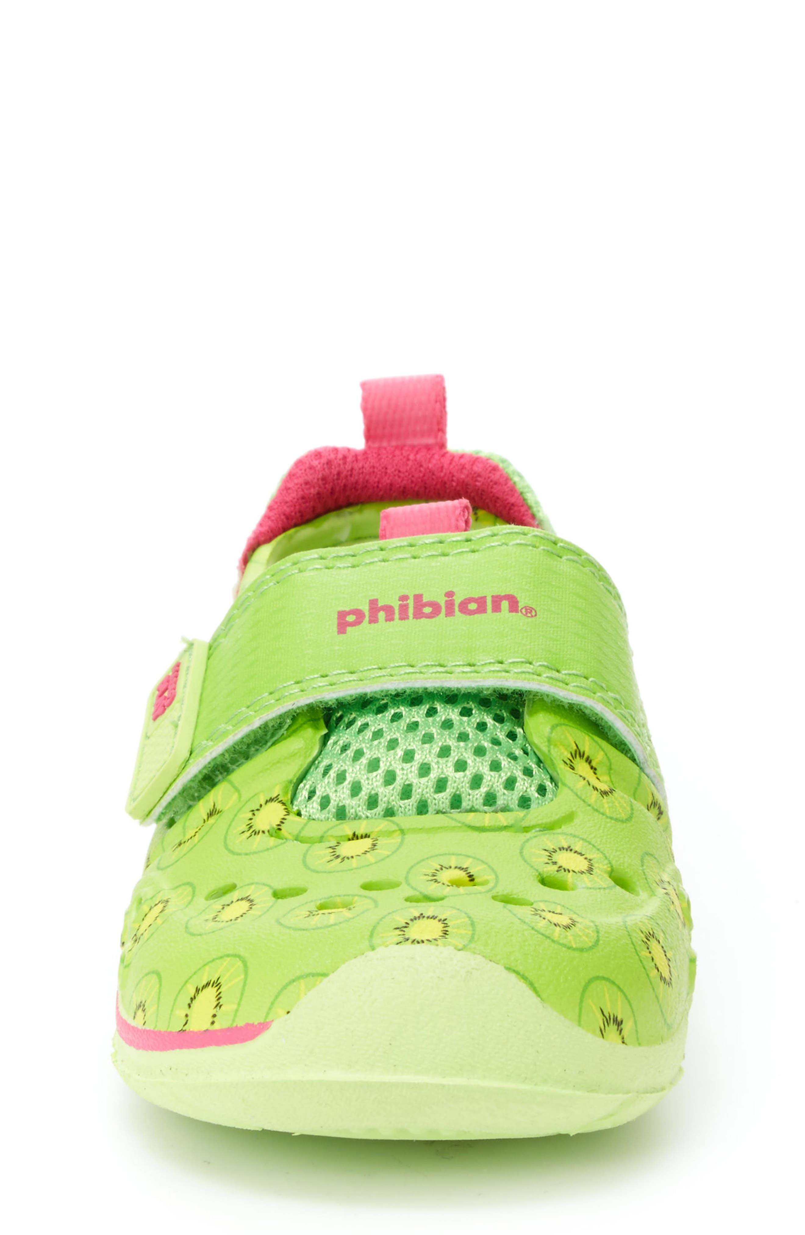 Made2Play<sup>®</sup> Phibian Sneaker,                             Alternate thumbnail 3, color,                             Green Kiwi