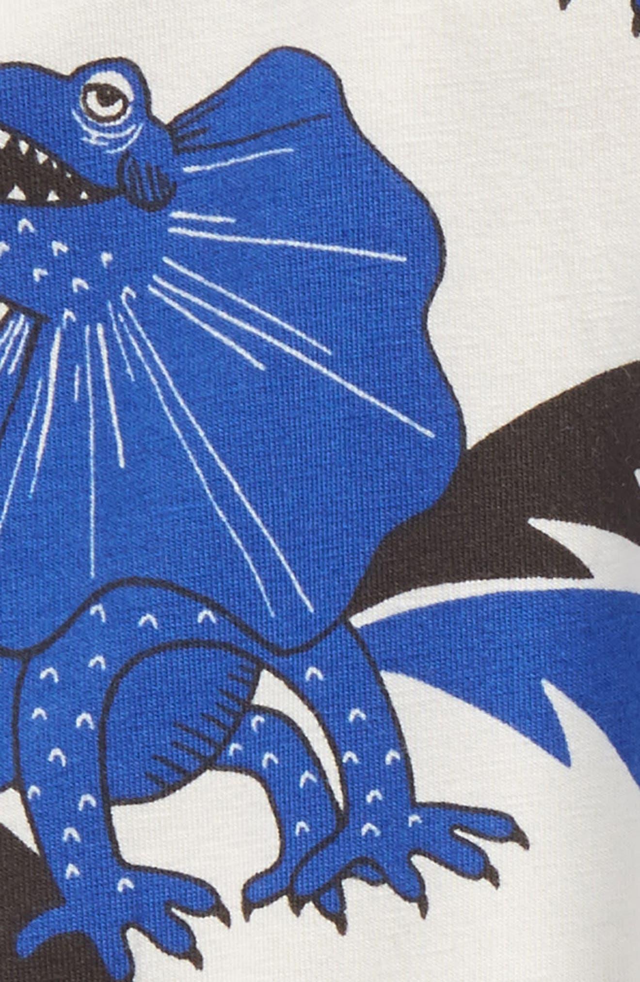 Alternate Image 2  - Mini Rodini Draco Organic Cotton Blend Pants (Baby Boys)