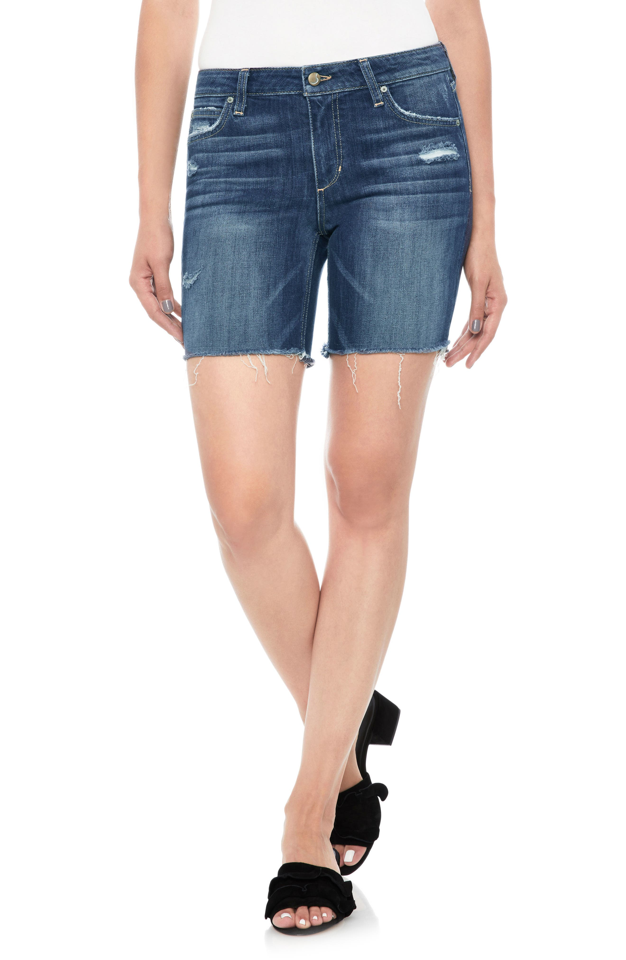 Finn Bermuda Shorts,                             Main thumbnail 1, color,                             Karinne