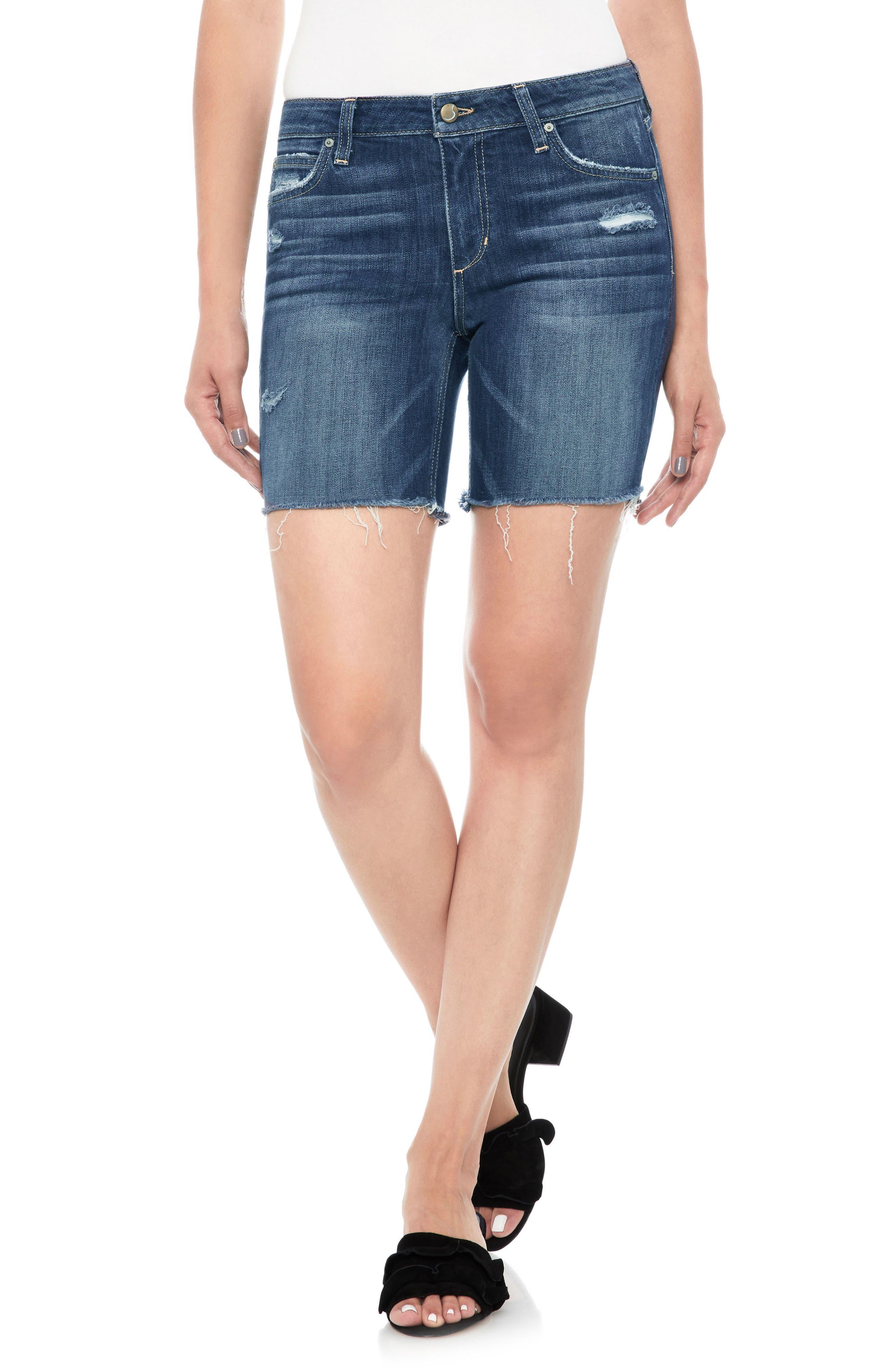 Finn Bermuda Shorts,                         Main,                         color, Karinne