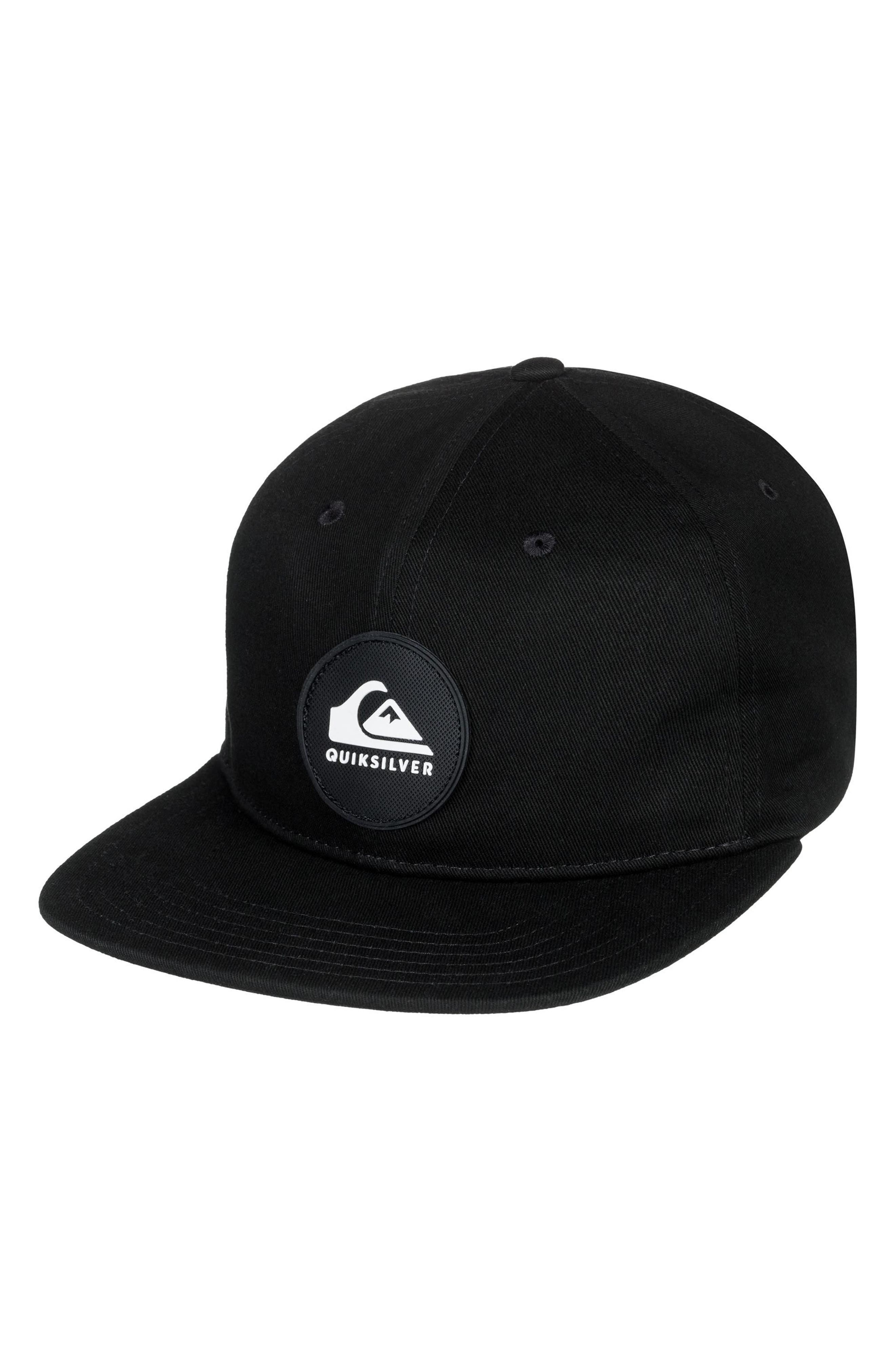Tap Addict Logo Cap,                             Main thumbnail 1, color,                             Black