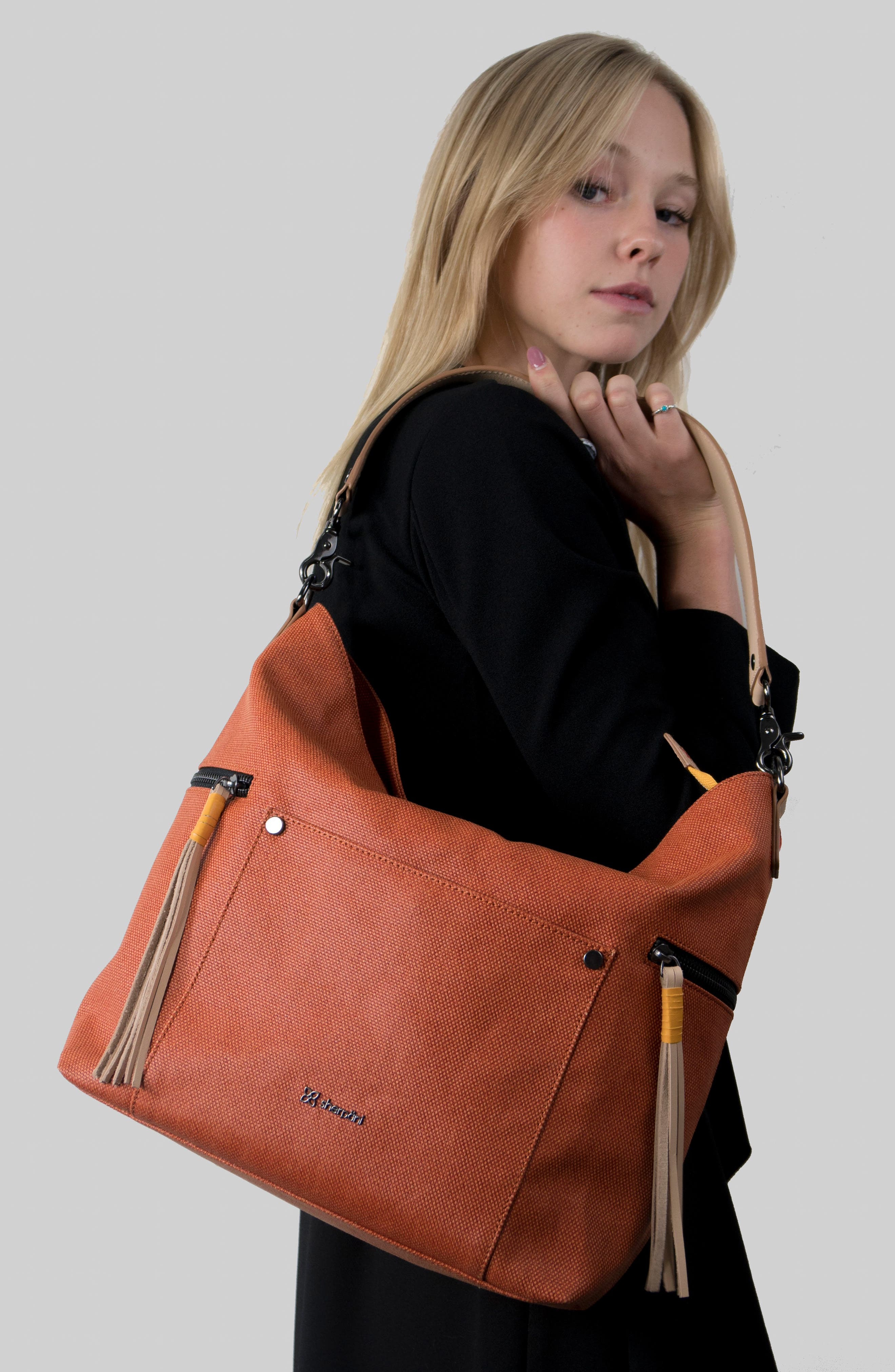 Sonora Slouch Tote,                             Alternate thumbnail 2, color,                             Copper