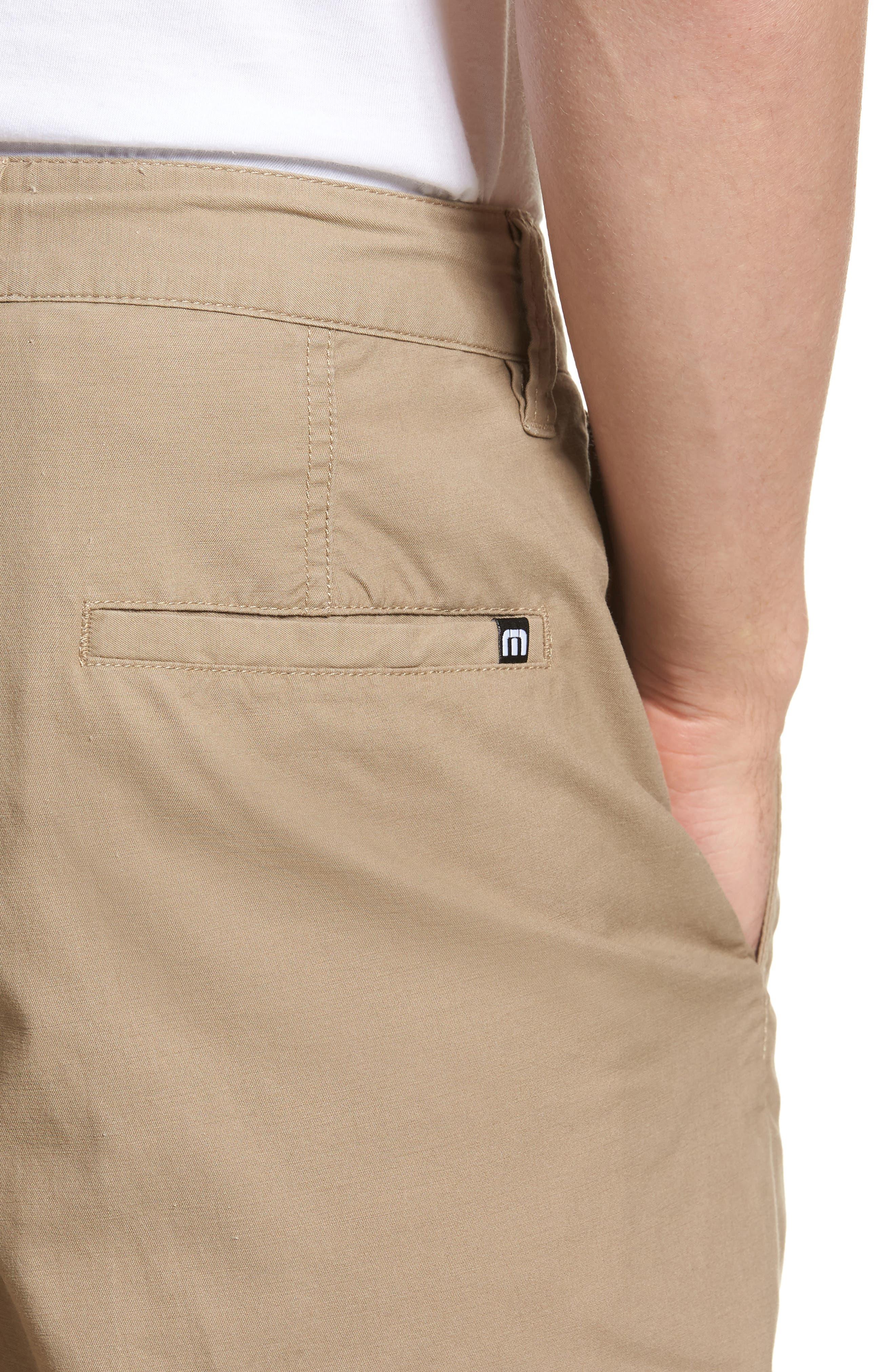 Huntington Shorts,                             Alternate thumbnail 4, color,                             Khaki