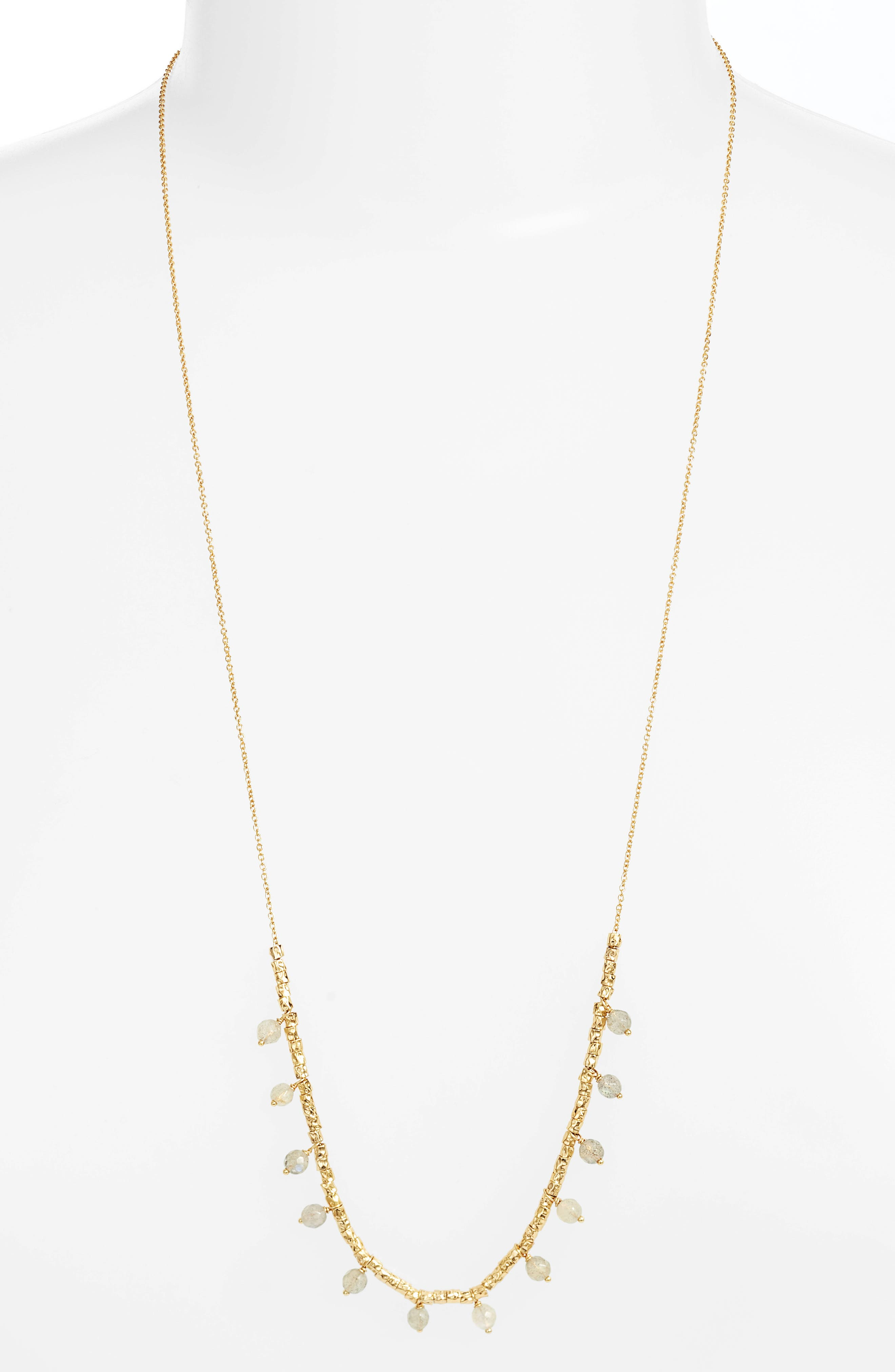 Alternate Image 1 Selected - gorjana Palisades Adjustable Necklace