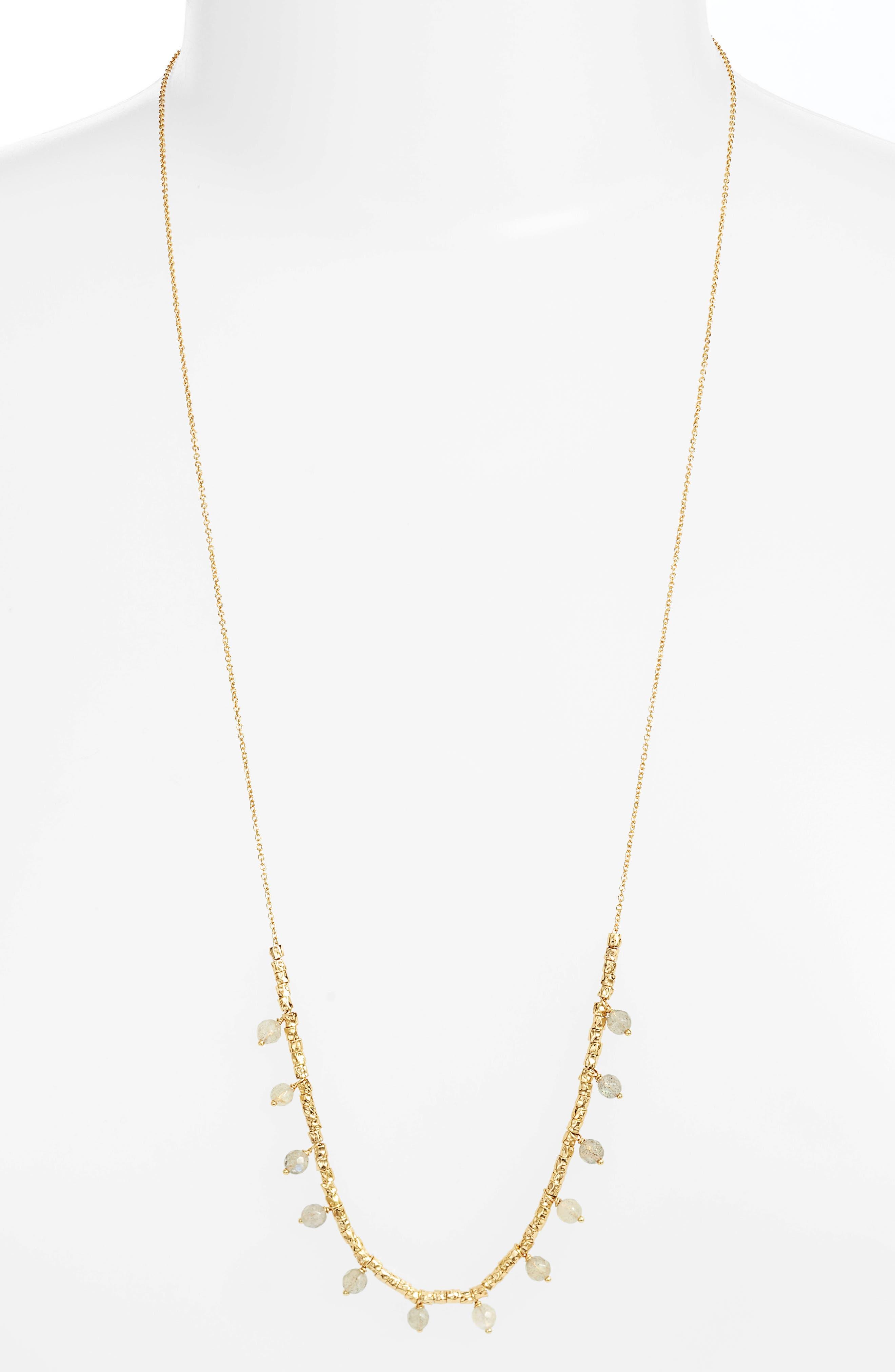 Main Image - gorjana Palisades Adjustable Necklace