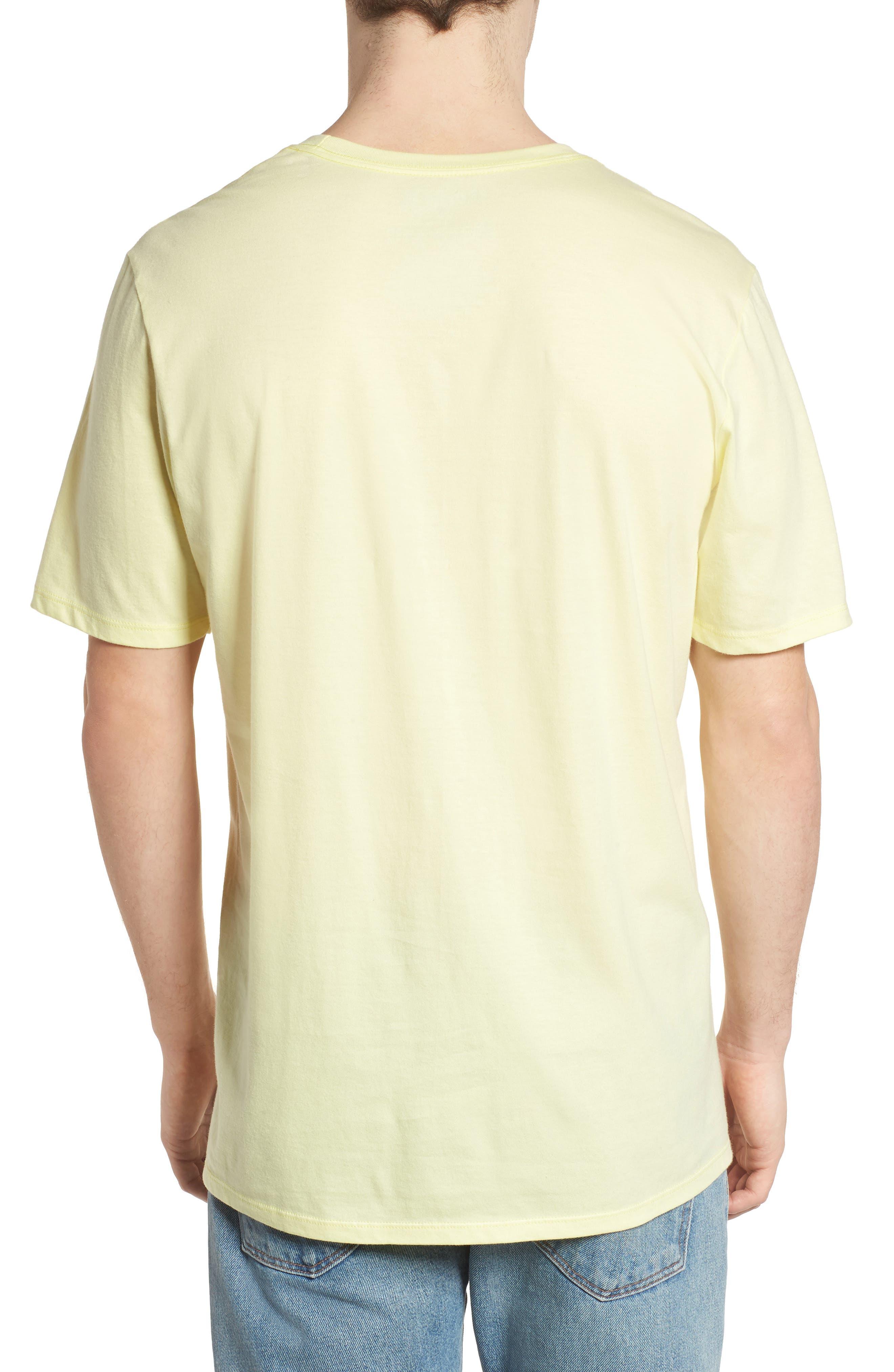 Alternate Image 2  - Hurley Watercolor T-Shirt