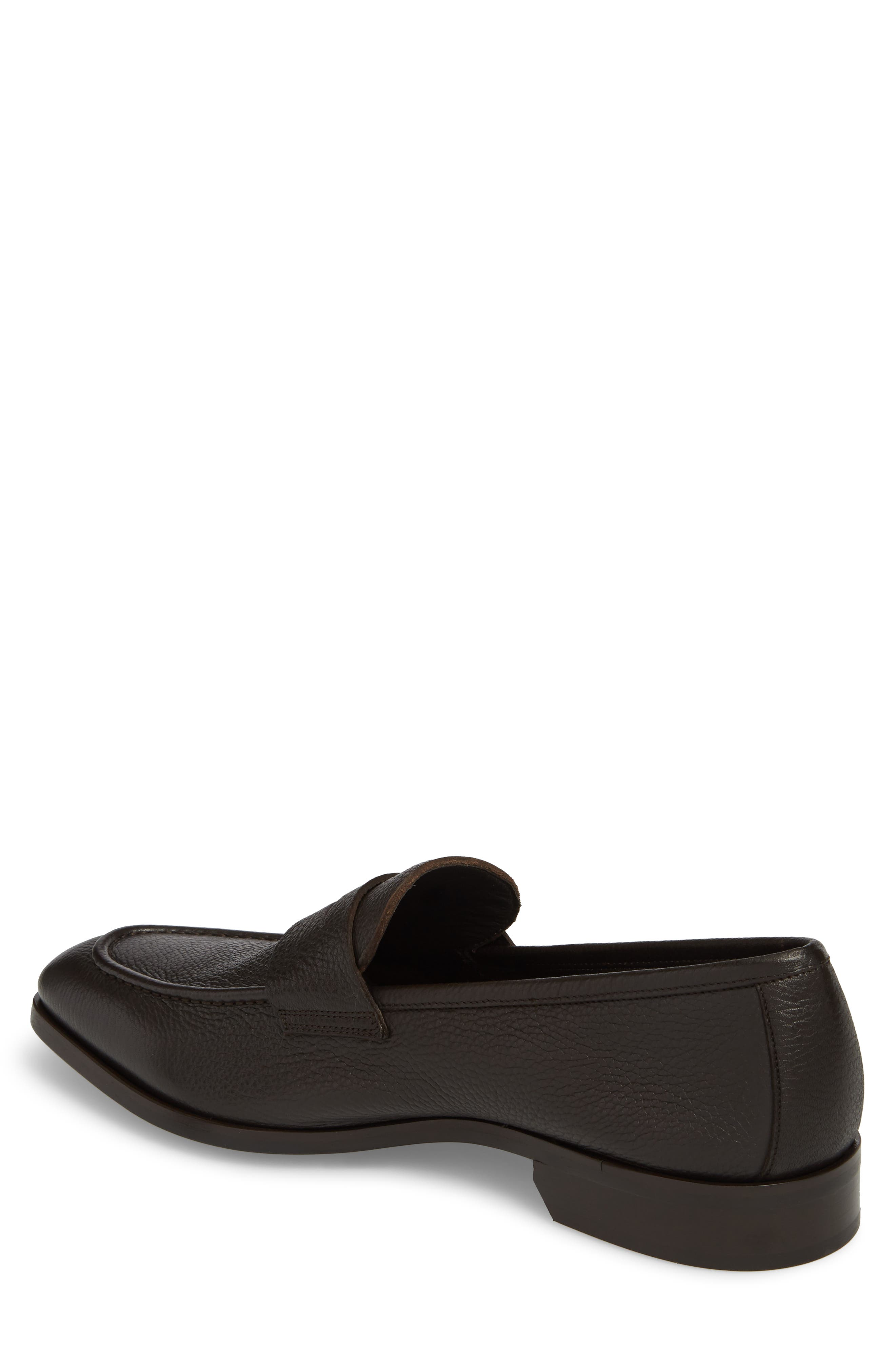 Johnson Penny Loafer,                             Alternate thumbnail 2, color,                             Tmoro Leather