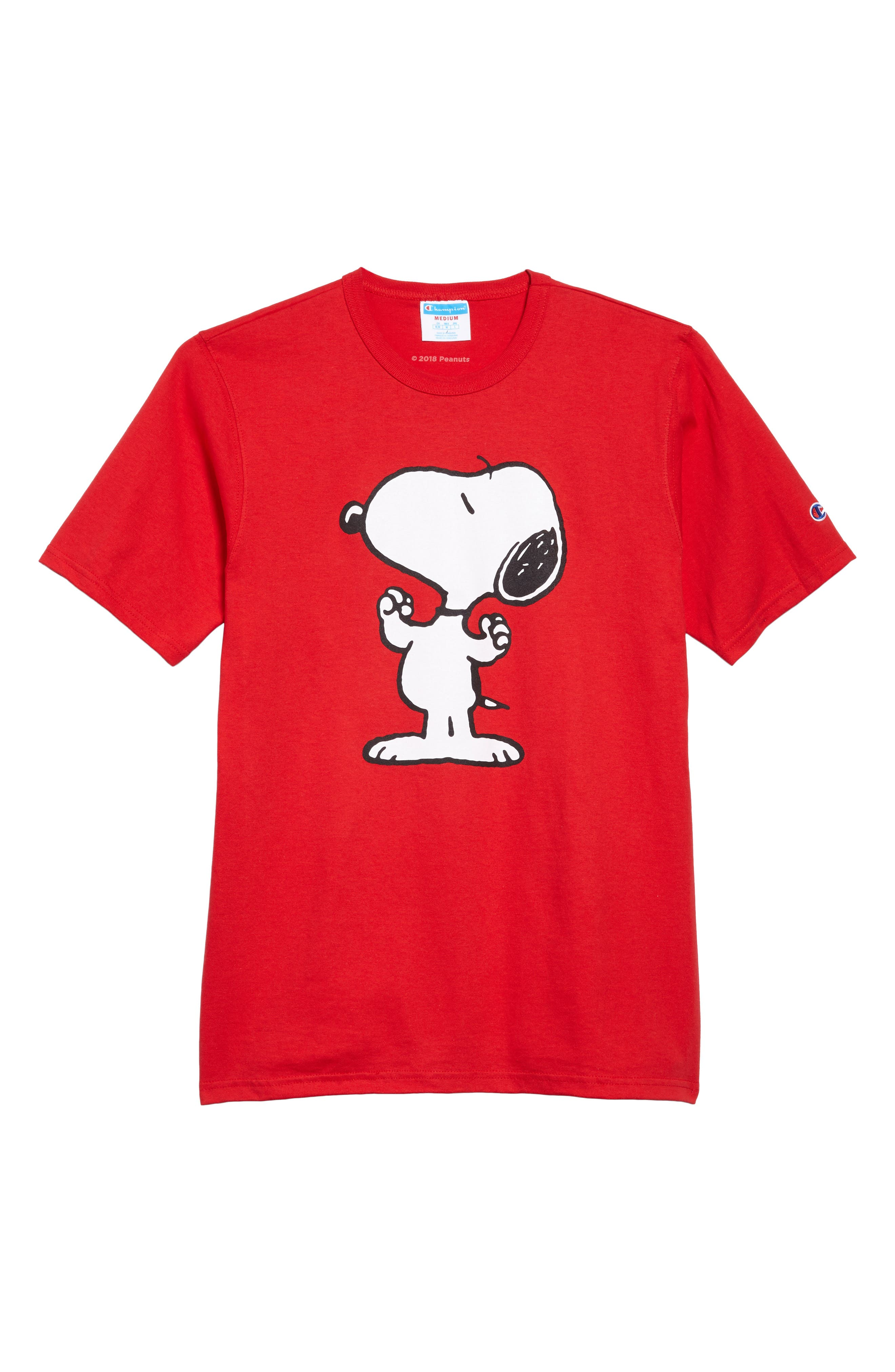 Champion Heritage Snoopy Unisex T-Shirt (Limited Edition) (Nordstrom Exclusive)