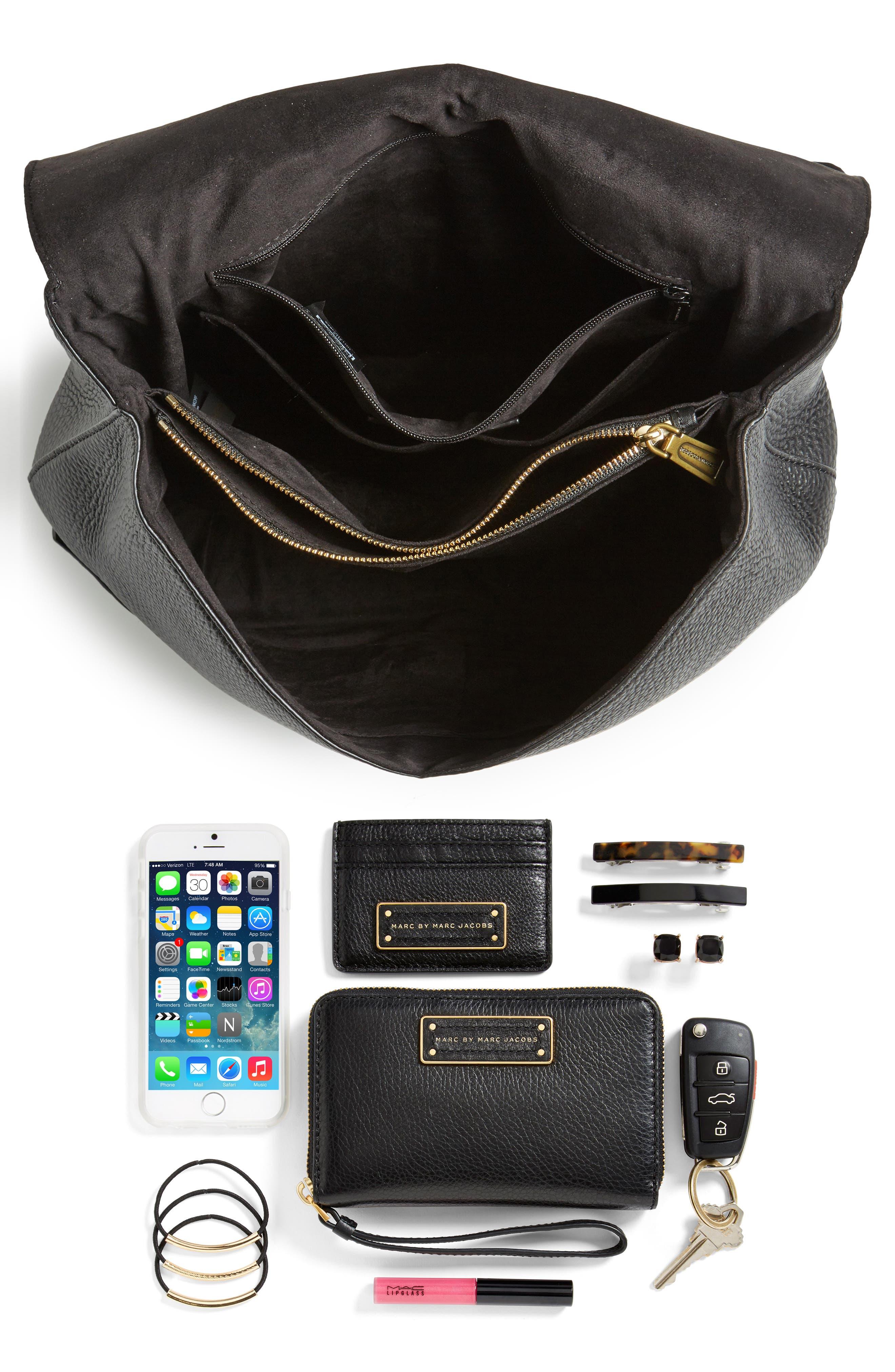 Alternate Image 8  - Rebecca Minkoff Darren Convertible Leather Backpack
