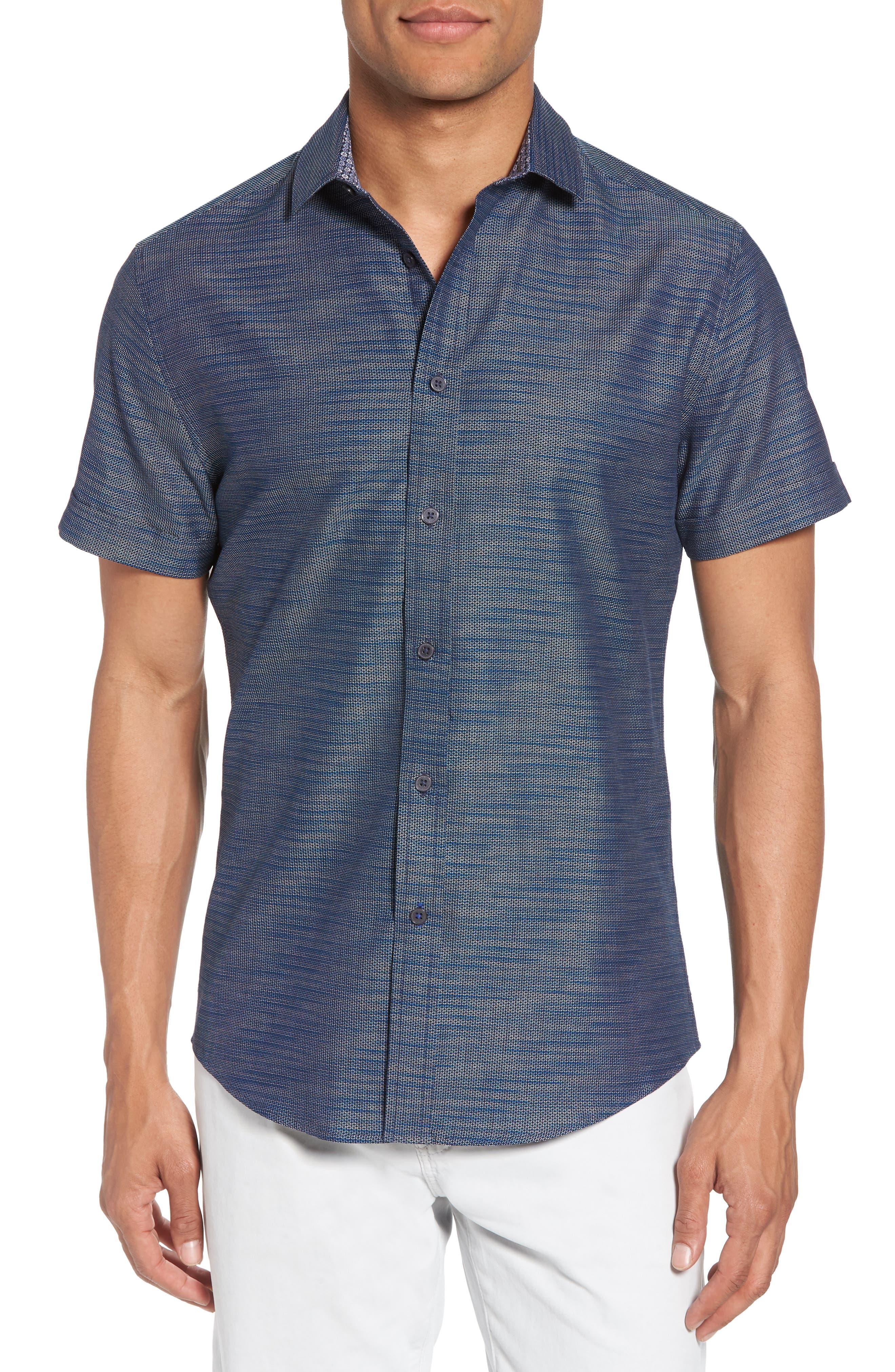 Vince Camuto Slim Fit Sport Shirt