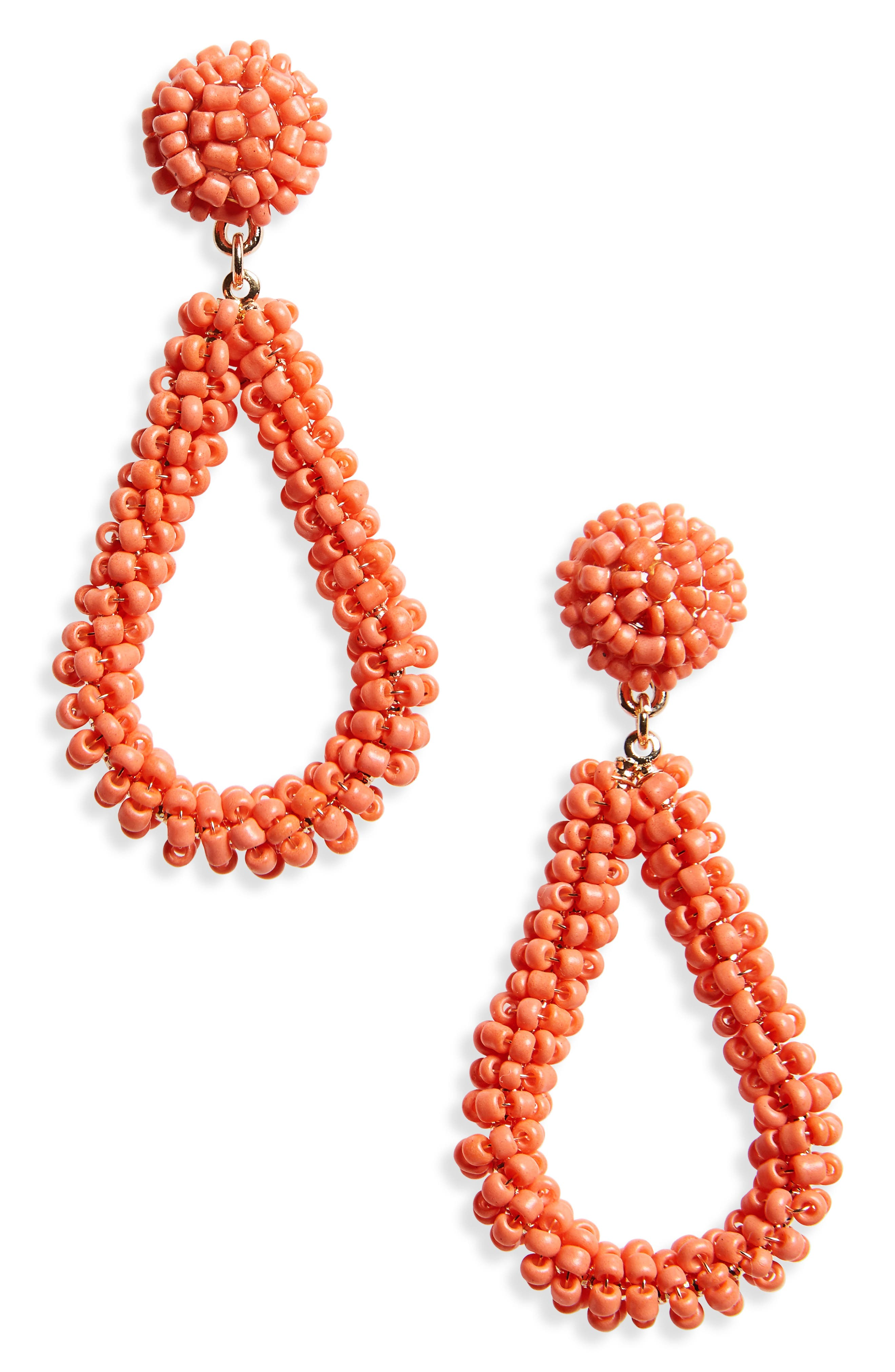 Panacea Bead Drop Earrings