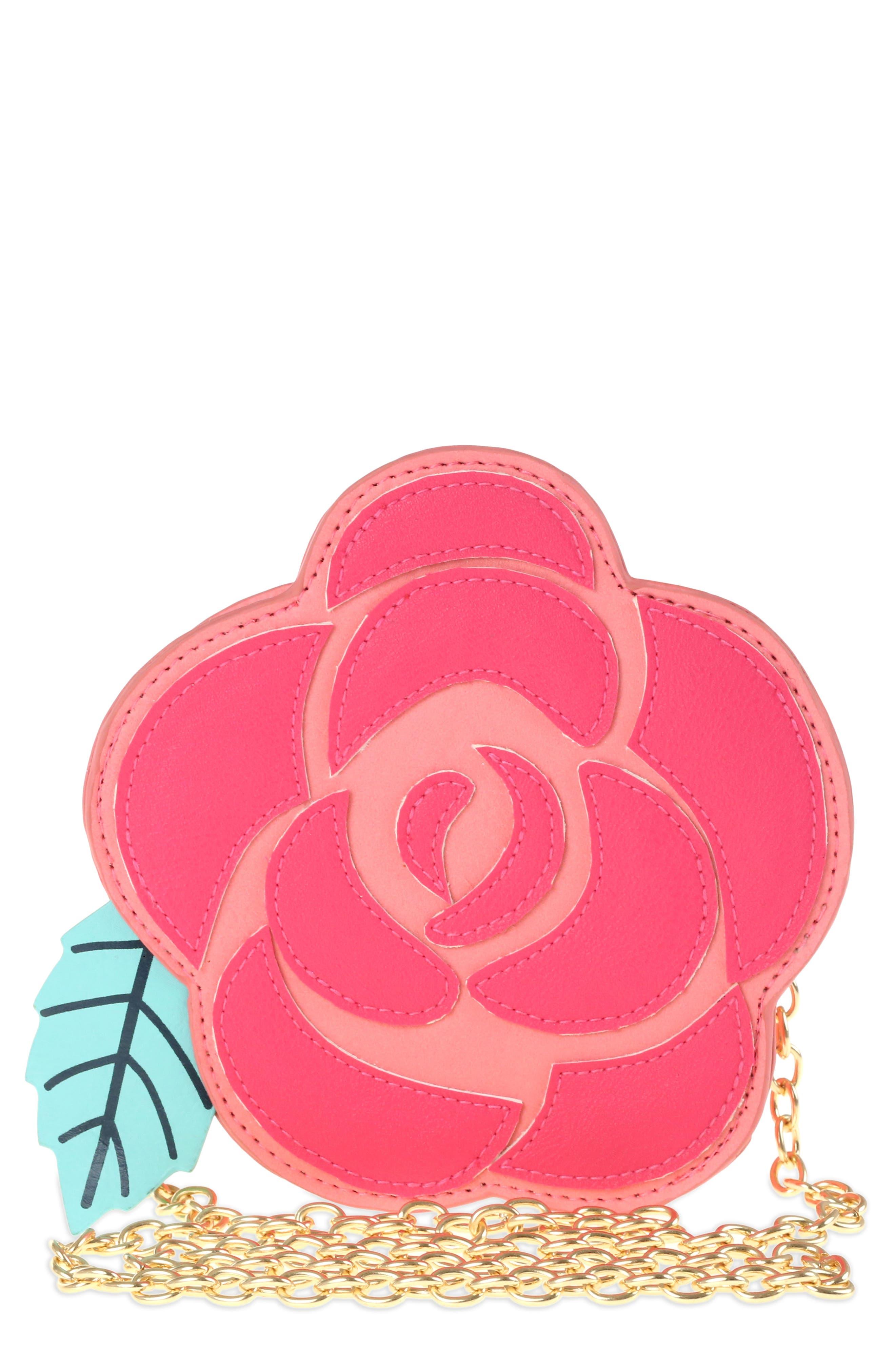 Capelli New York Rose Crossbody Bag