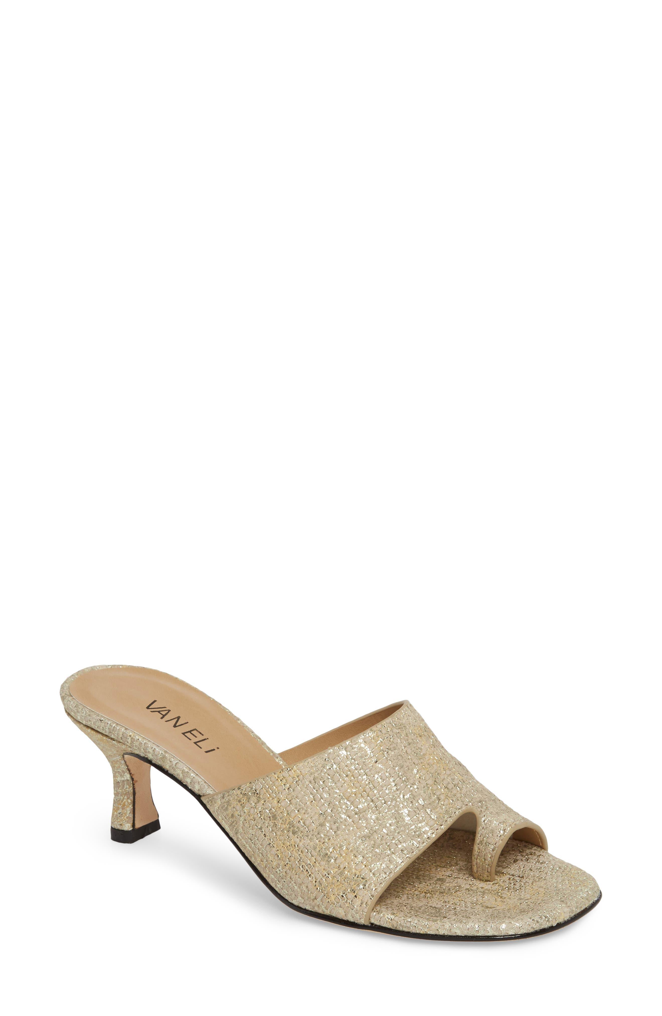 VANELi 'Melea' Slide Sandal (Women) (Special Purchase)
