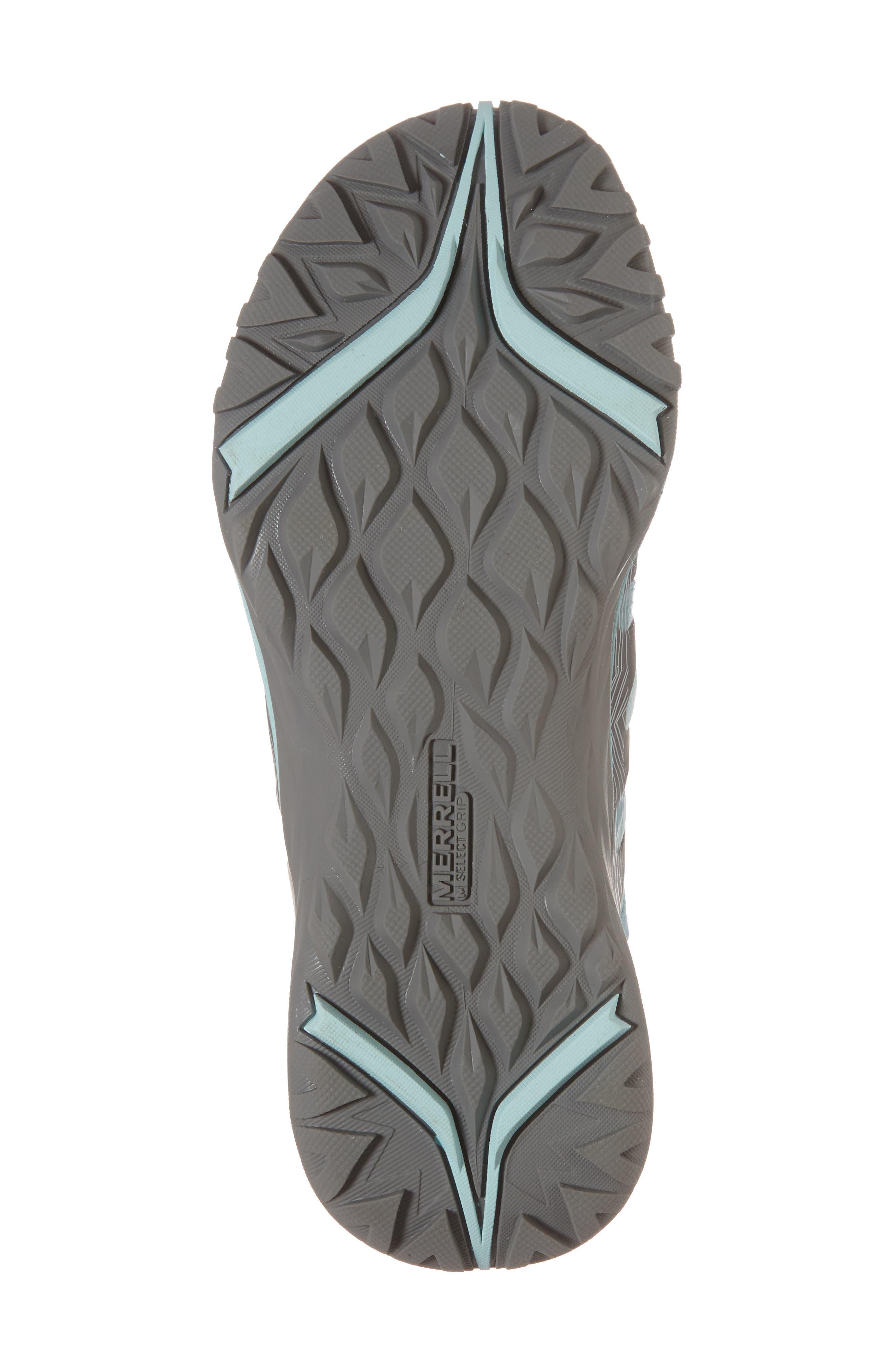 Siren Hex Sneaker,                             Alternate thumbnail 6, color,                             Bleached Aqua