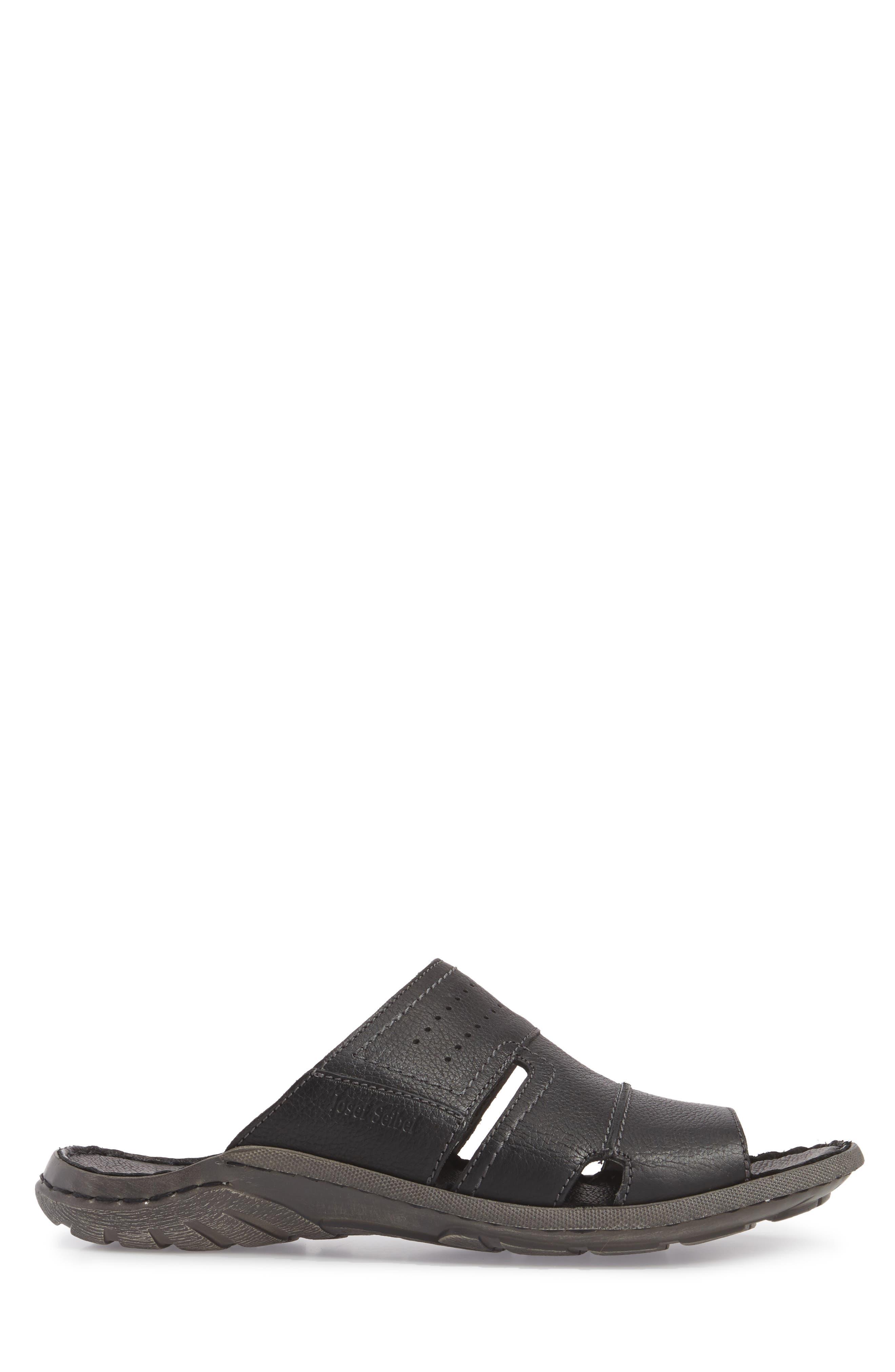 Alternate Image 3  - Josef Seibel Logan Slide Sandal (Men)