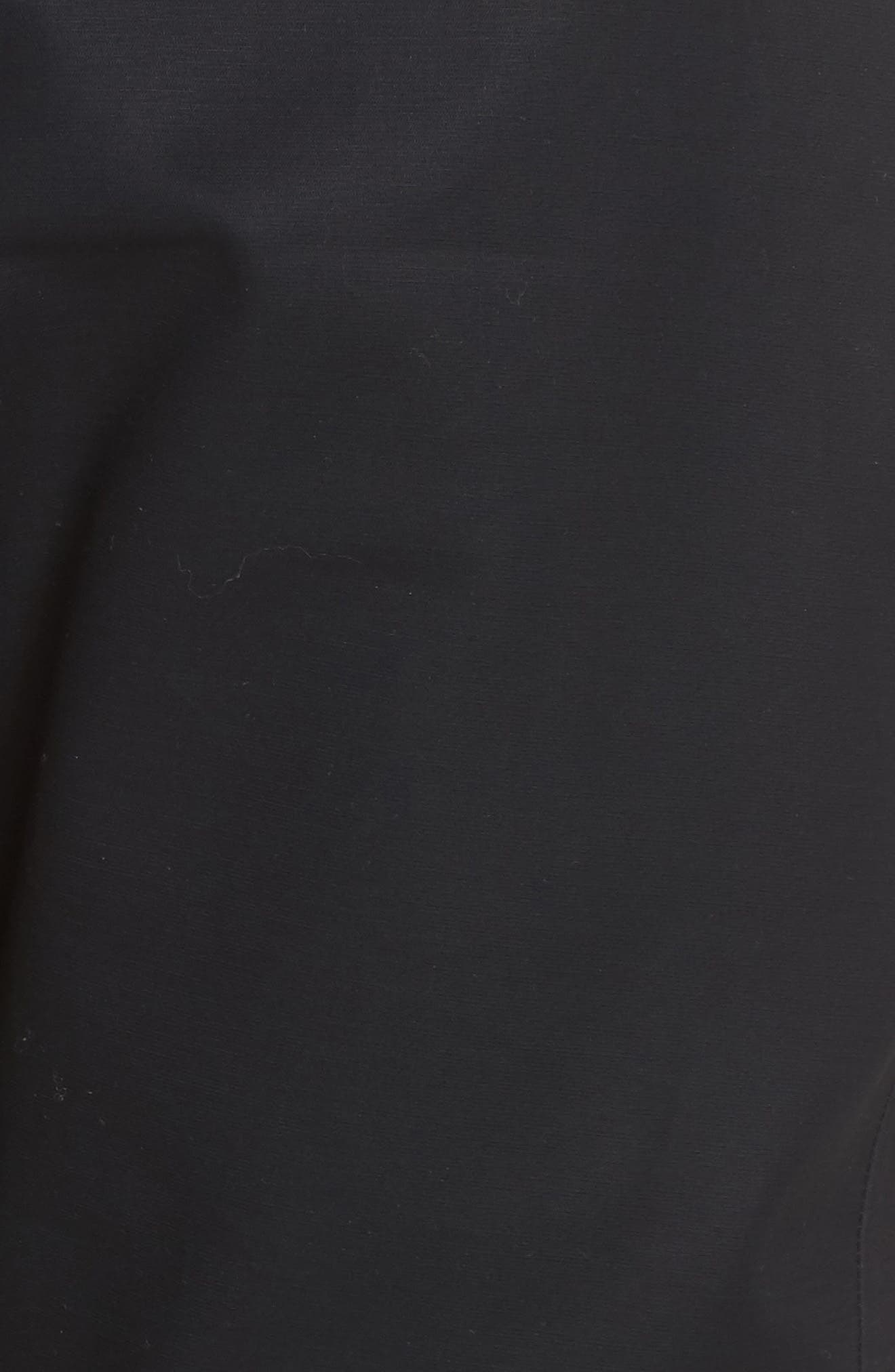 NikeLab ACG Tech Woven Pants,                             Alternate thumbnail 6, color,                             Black