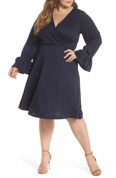 Womens Cocktail Party PlusSize Dresses Nordstrom - Free invoice format plus size clothing stores online