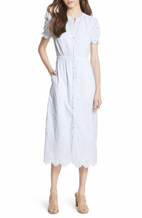 Joie Charae Midi Shirtdress