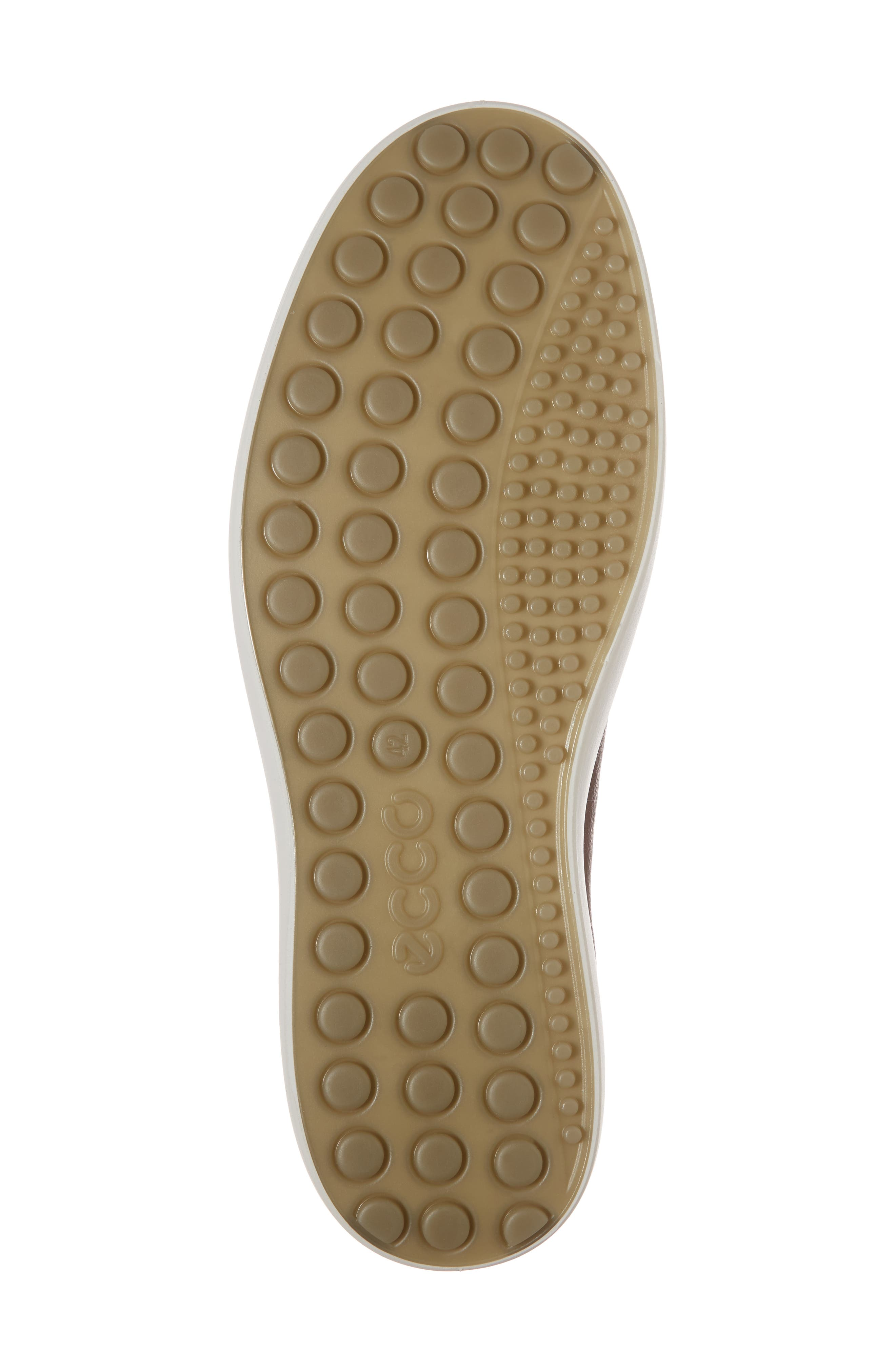 Alternate Image 6  - ECCOSoft VII Lace-Up Sneaker (Men)