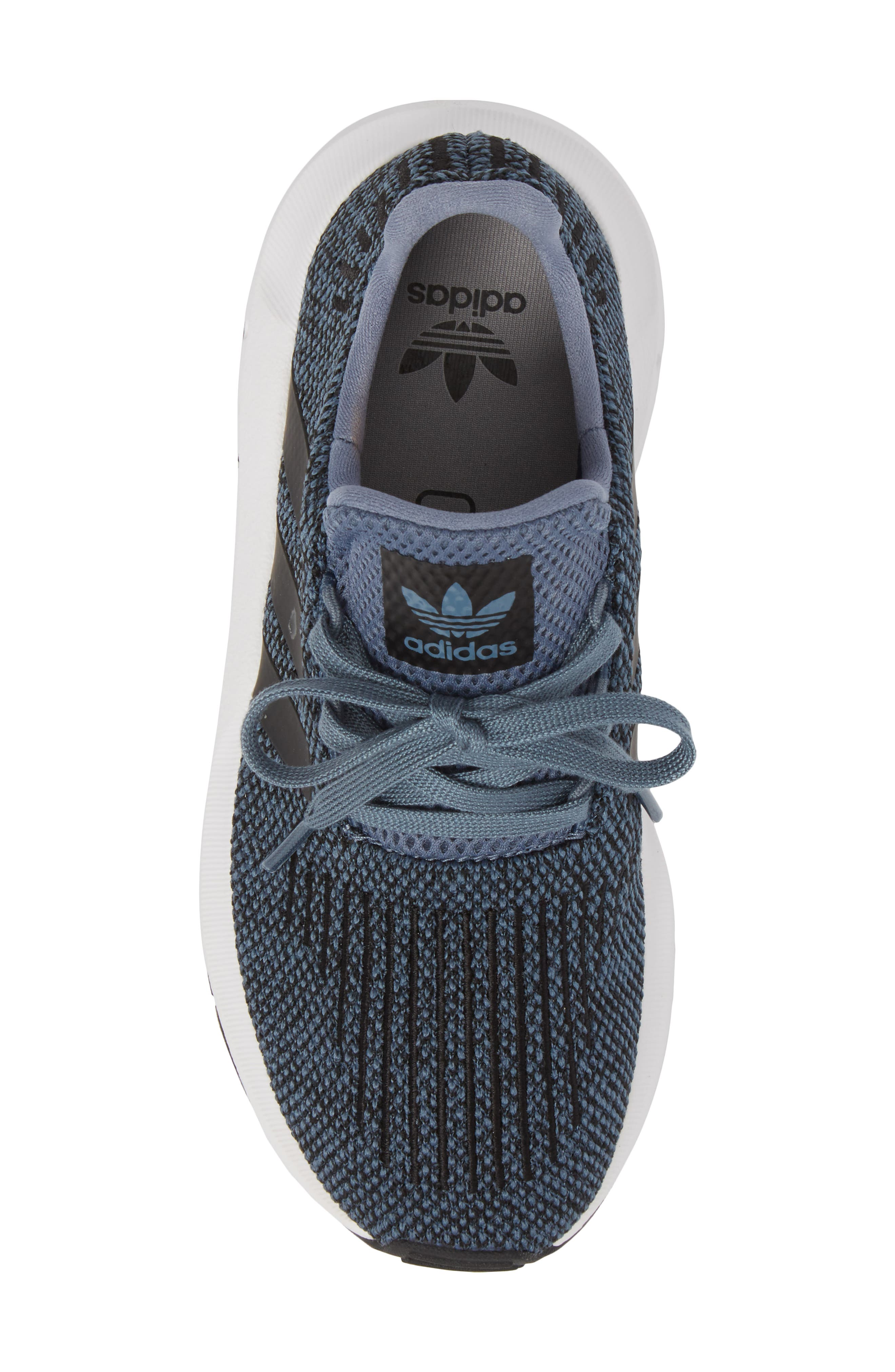 Alternate Image 5  - adidas Swift Run J Sneaker (Baby, Walker, Toddler, Little Kid & Big Kid)