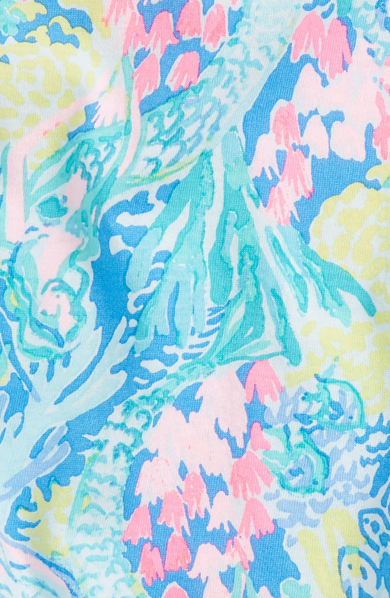 May Bodysuit,                             Alternate thumbnail 2, color,                             Multi Mermaids Cove