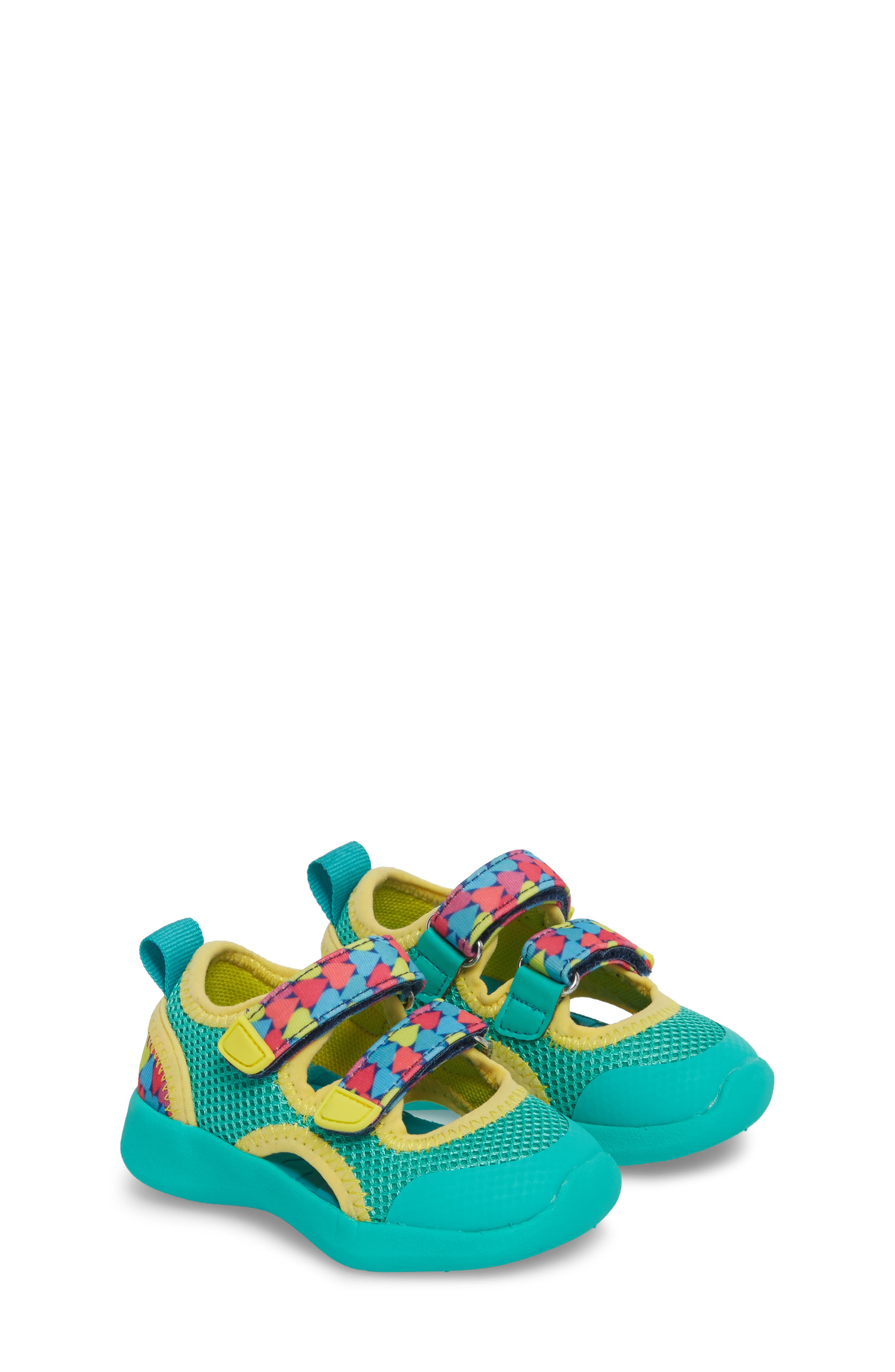 CHOOZE Sneak Water Friendly Sandal (Walker, Toddler & Little Kid)