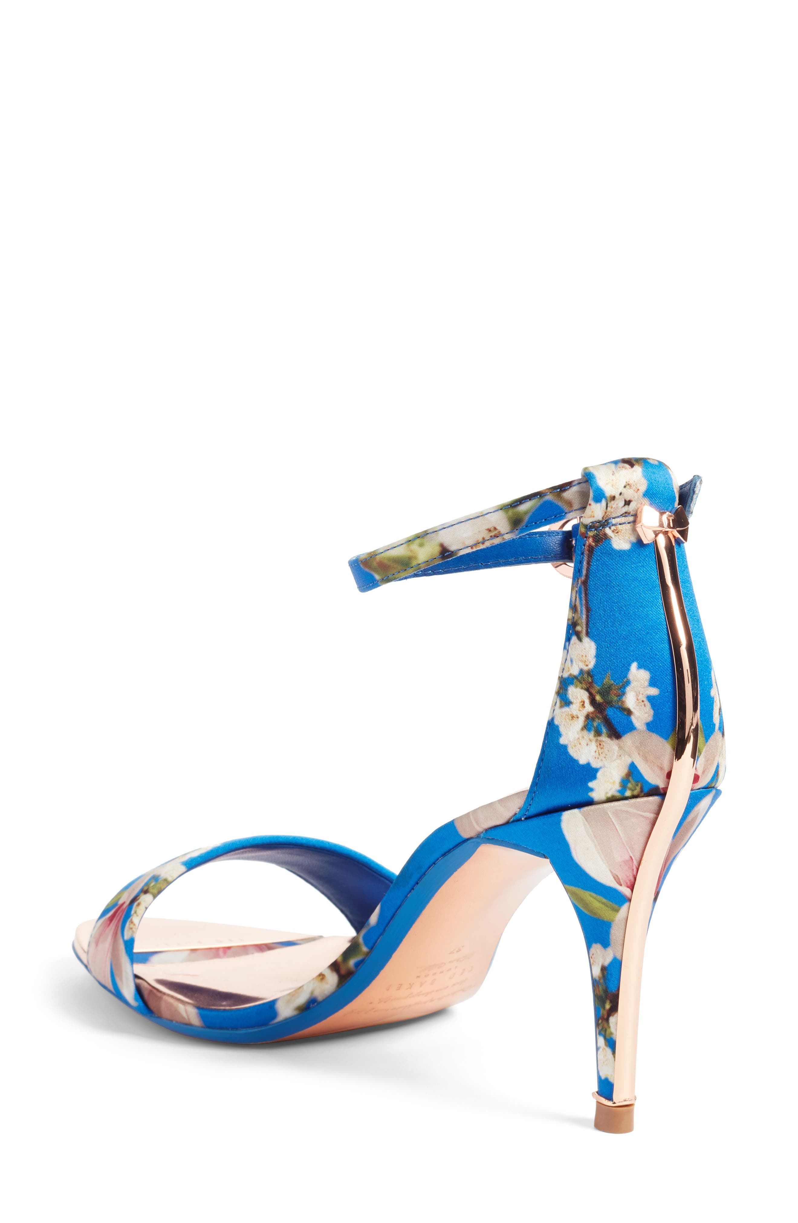 Mavbe Ankle Strap Sandal,                             Alternate thumbnail 2, color,                             Blue Harmony Print