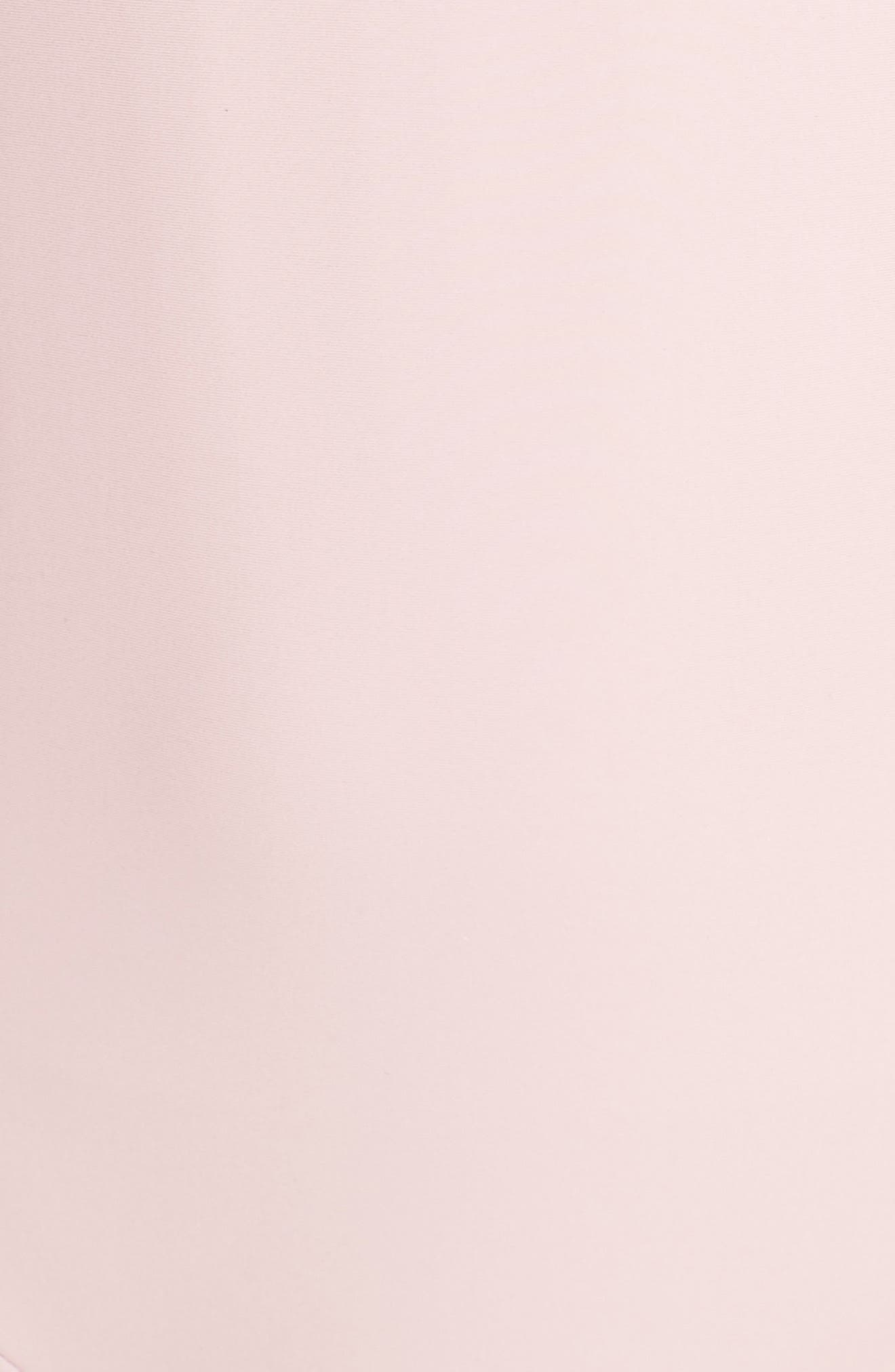 Henika One-Piece Swimsuit,                             Alternate thumbnail 5, color,                             Dusky Pink