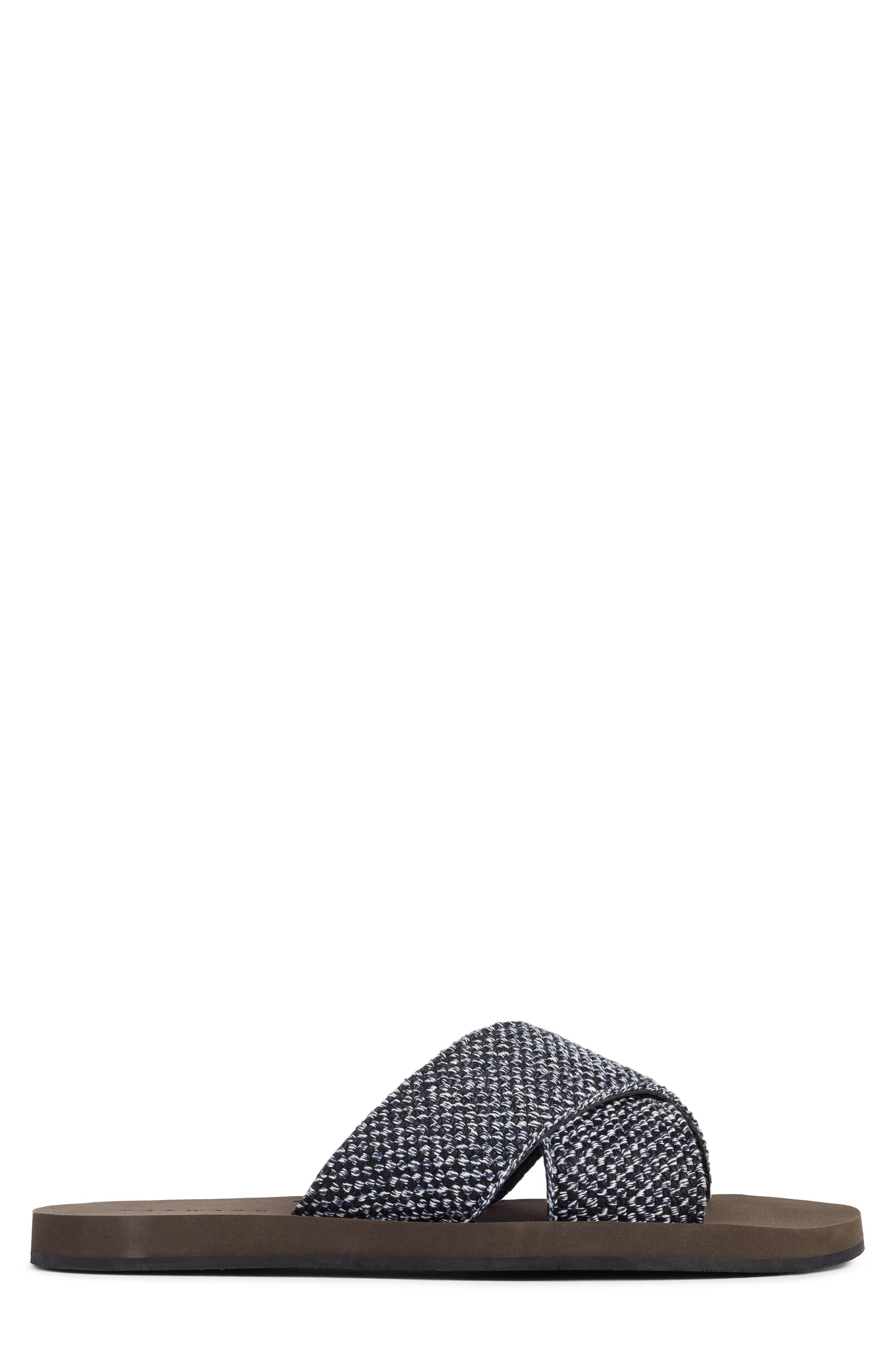 Alternate Image 3  - DANWARD Criss Cross Slide Sandal (Men)