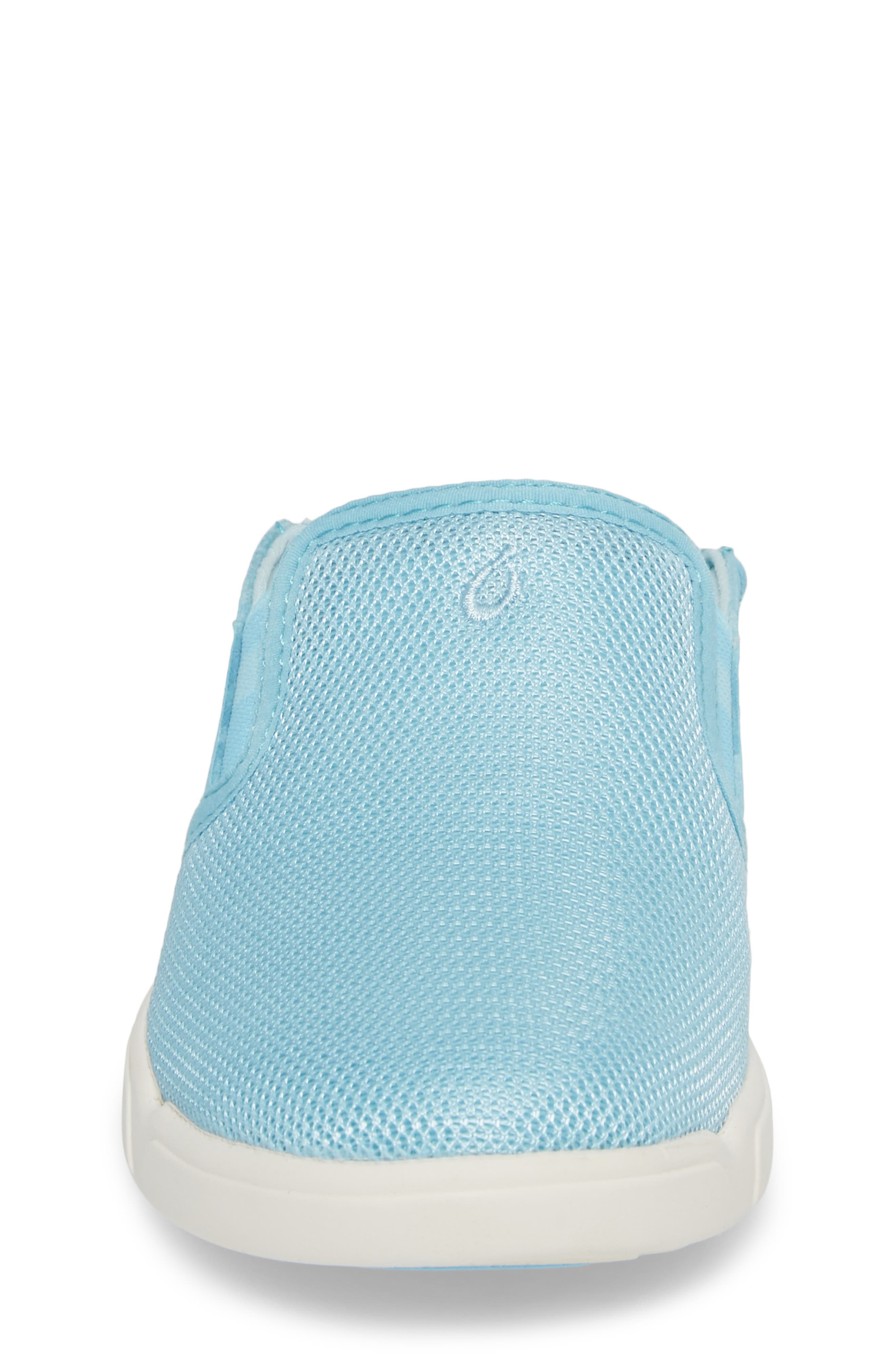 Pehuea Maka Collapsible Slip-On,                             Alternate thumbnail 5, color,                             Cotton Candy/ Clearwater