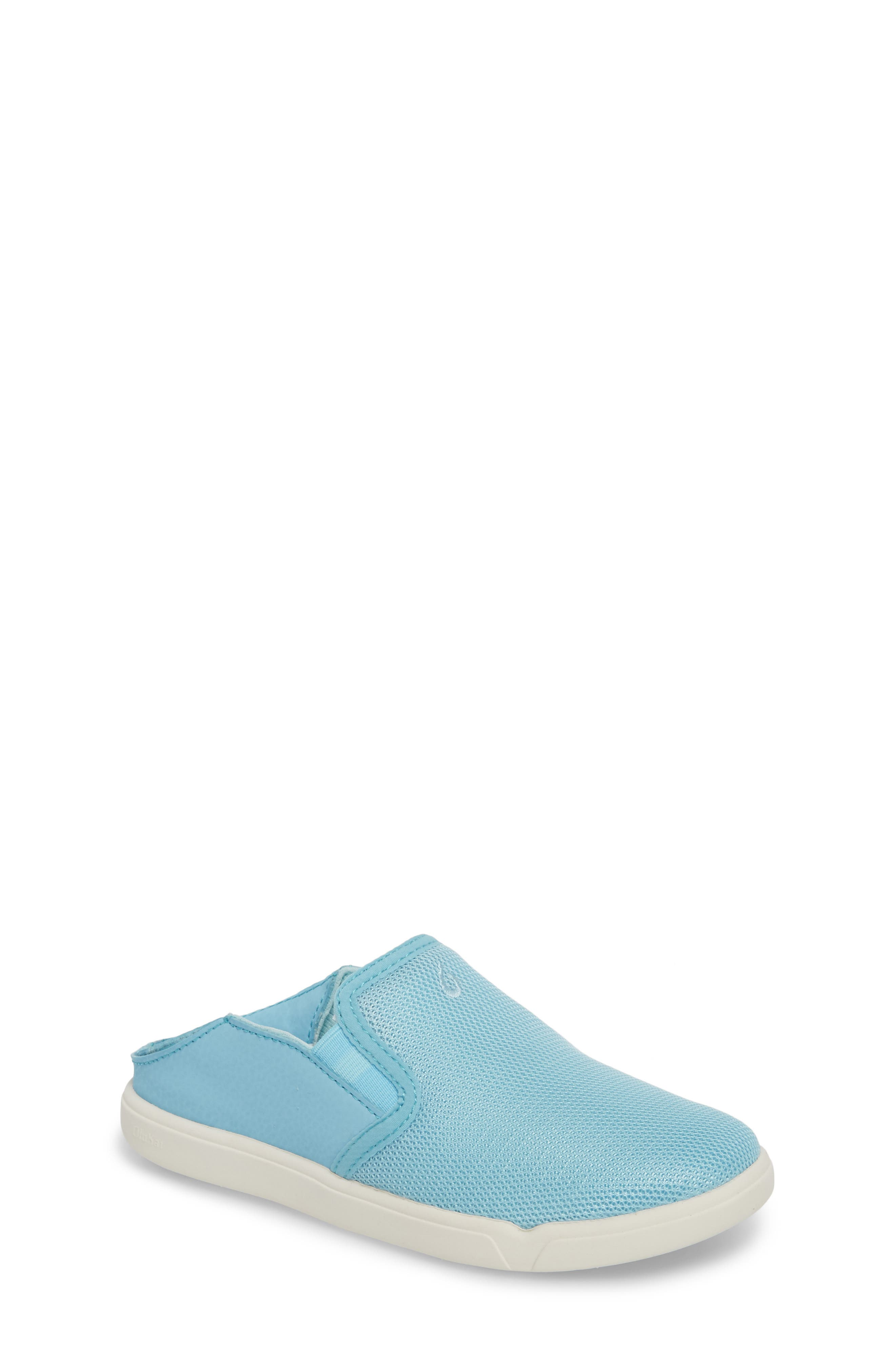 Pehuea Maka Collapsible Slip-On,                             Main thumbnail 1, color,                             Cotton Candy/ Clearwater