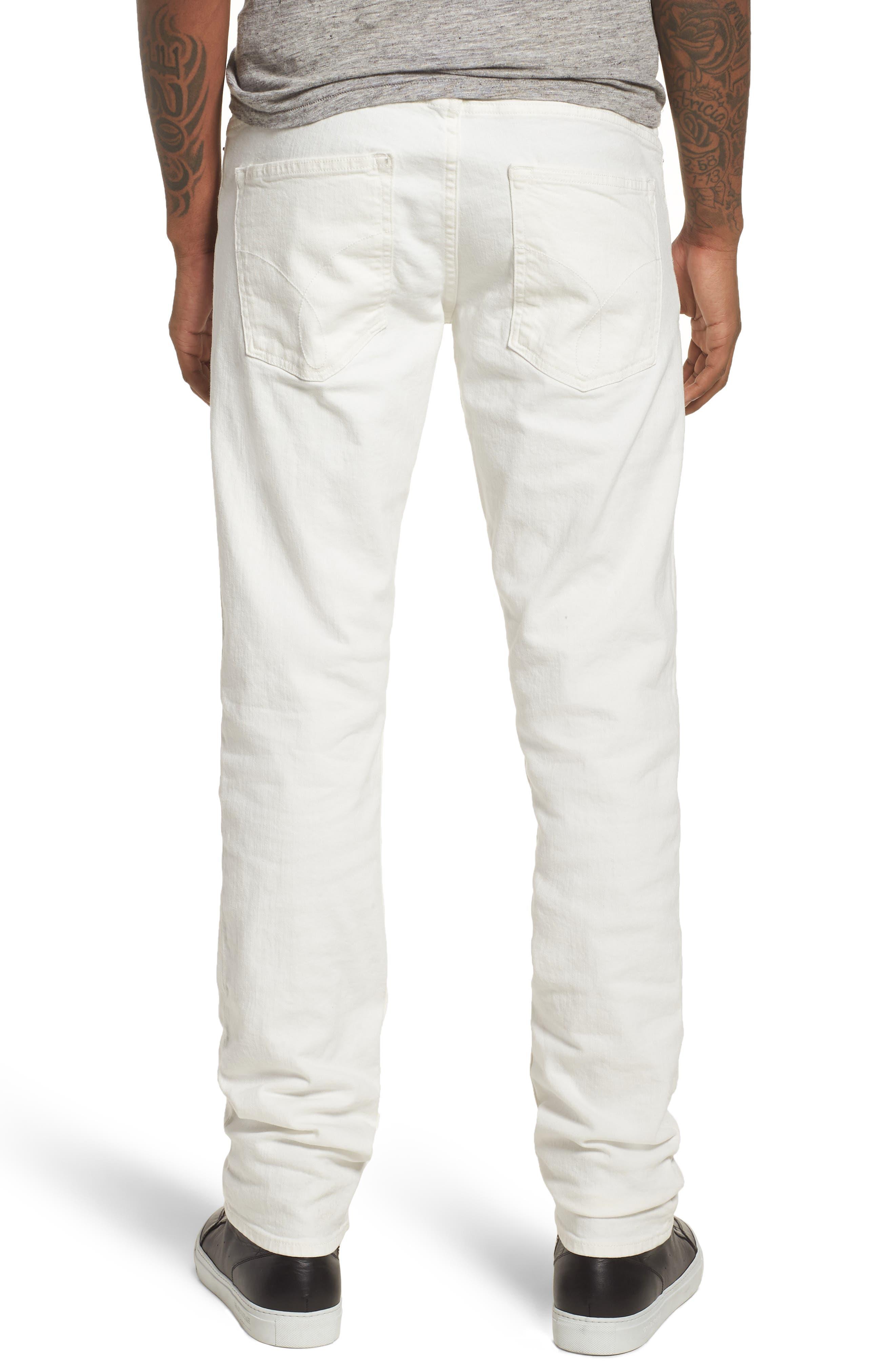 Slim Fit Jeans,                             Alternate thumbnail 2, color,                             Glass