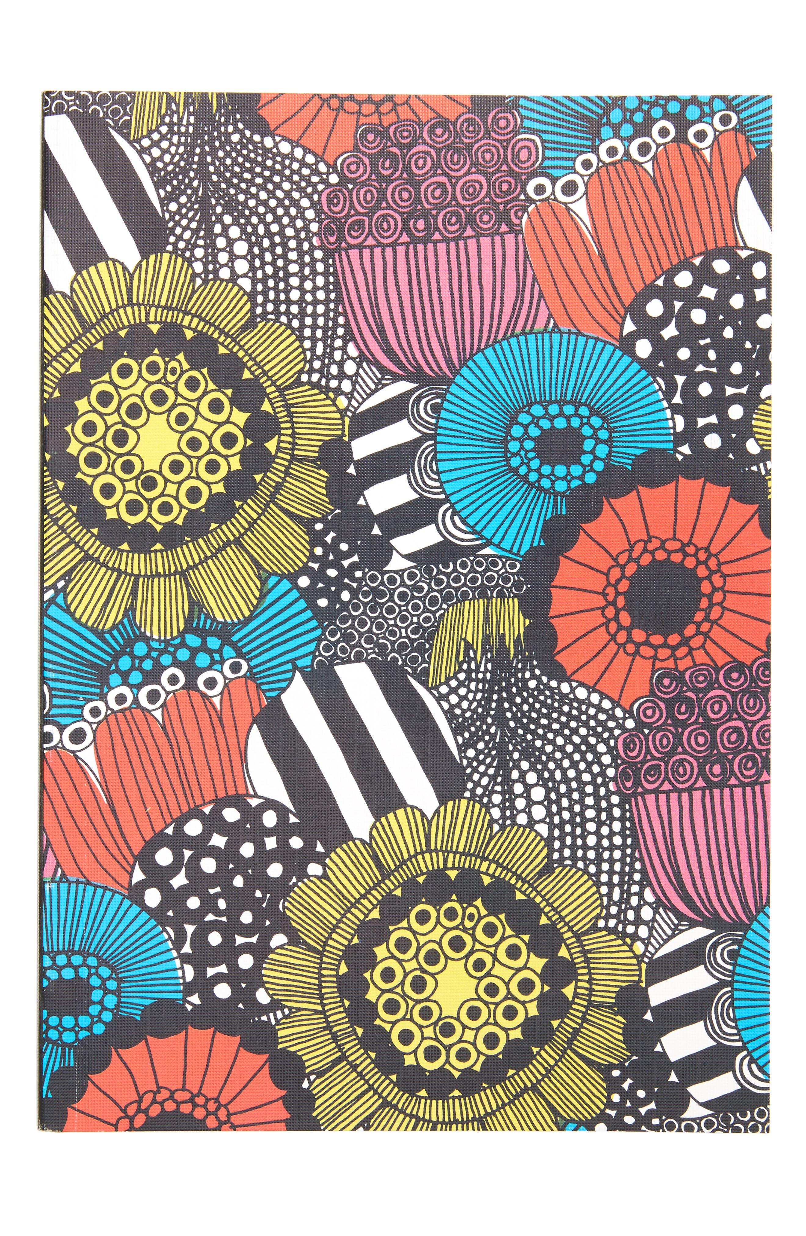 x Marimekko Journal,                             Main thumbnail 1, color,                             Multi