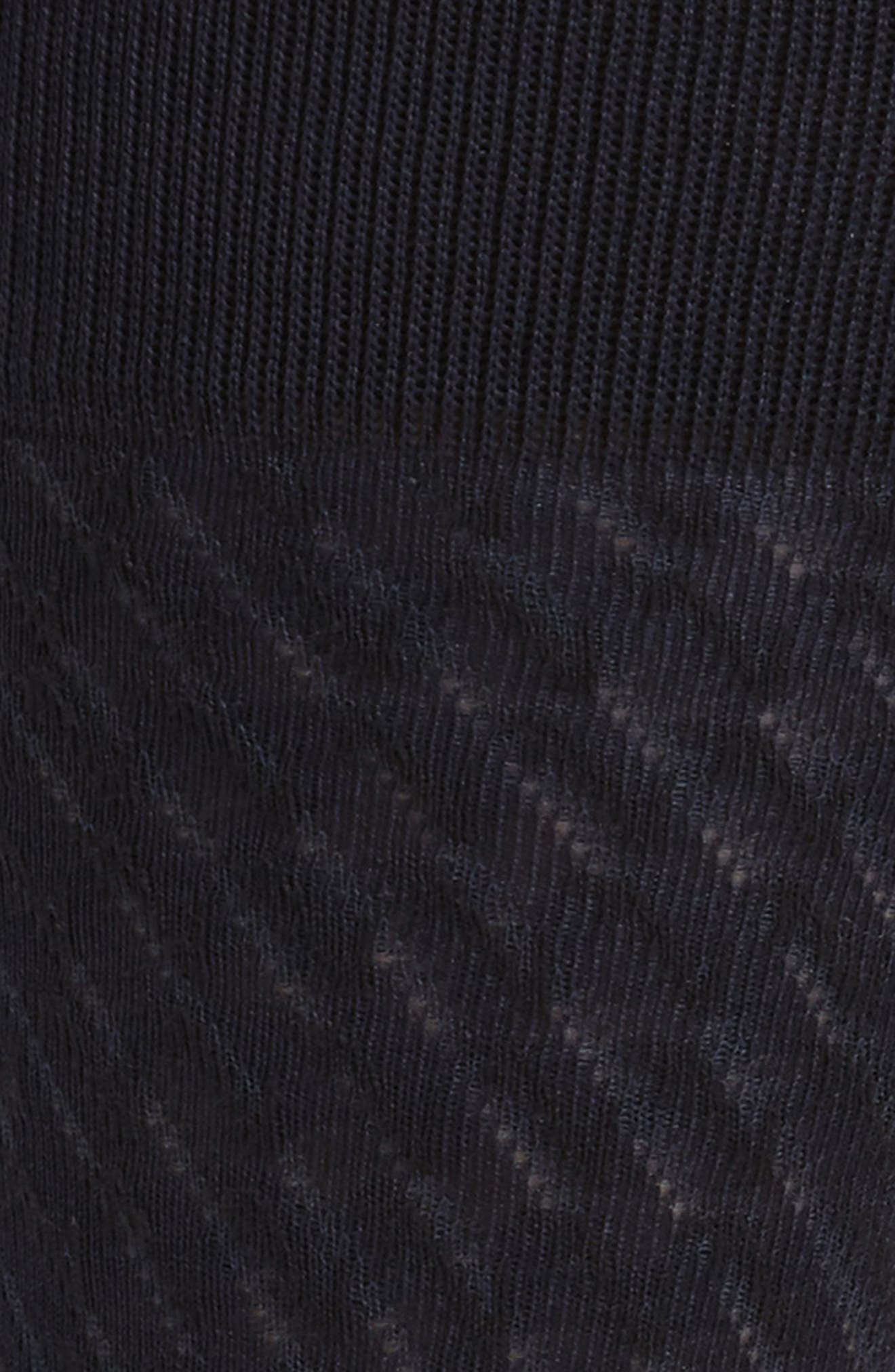 Alternate Image 2  - John W. Nordstrom® Diagonal Plaited Socks