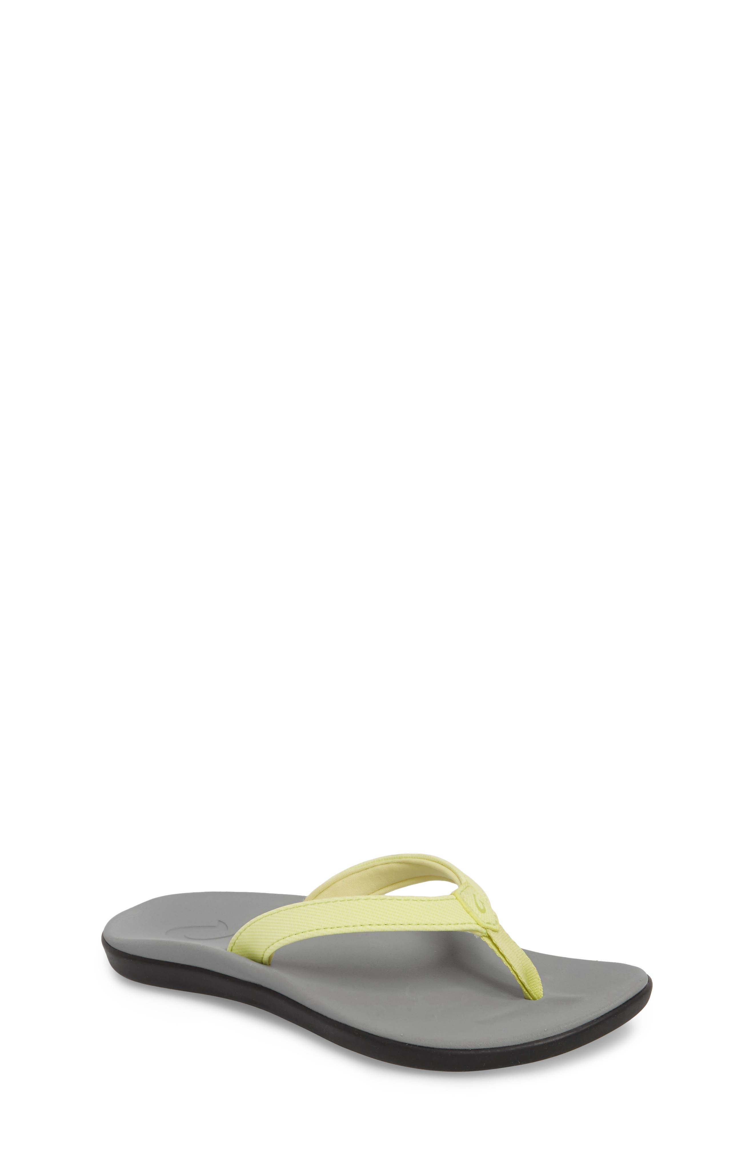 OluKai Ho'opio Flip Flop (Walker, Little Kid & Big Kid)