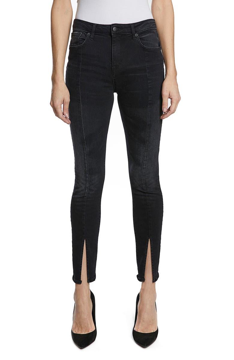 Chevelle Split Ankle Skinny Jeans