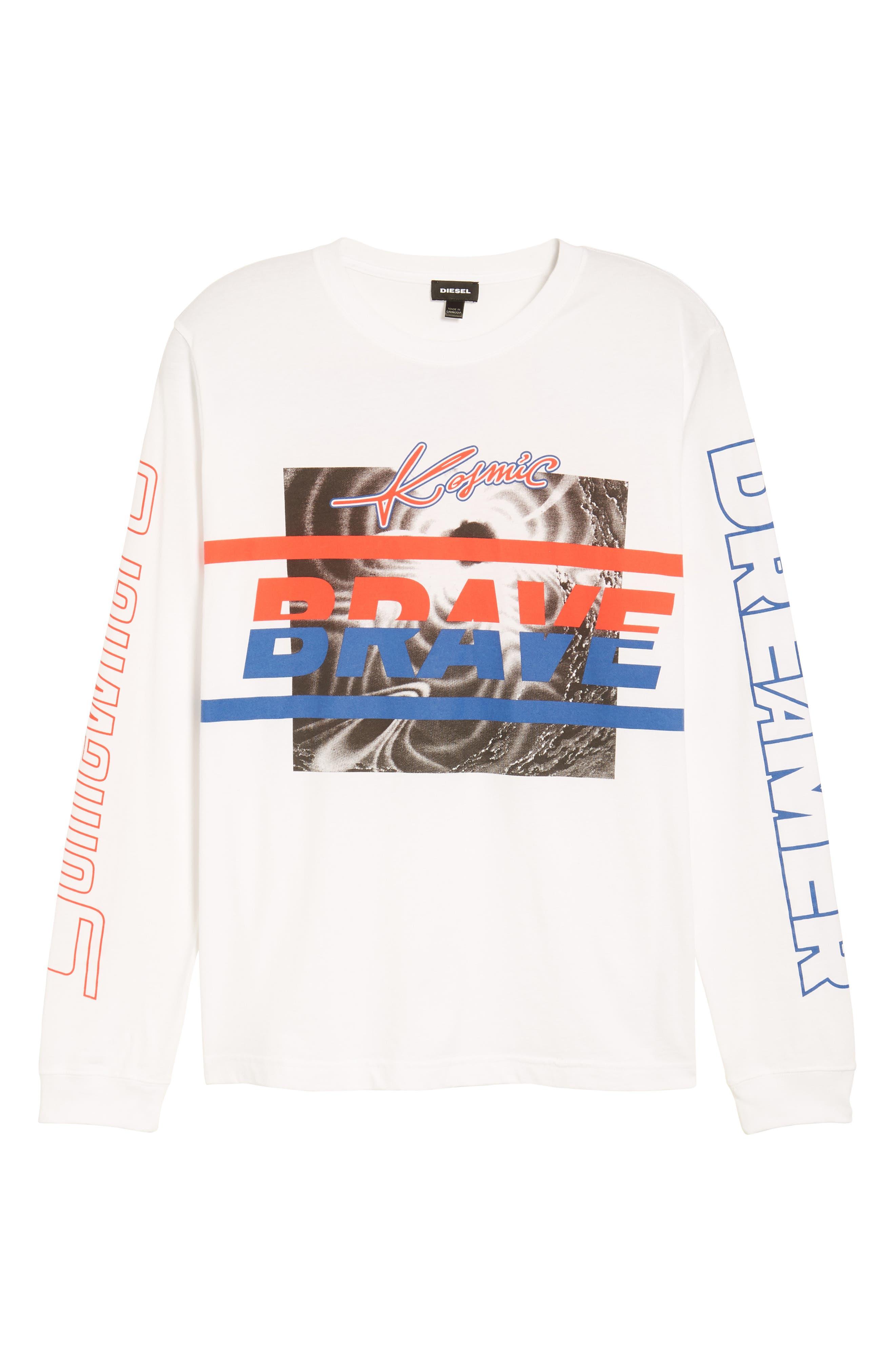 T-Joe T-Shirt,                             Alternate thumbnail 5, color,                             White