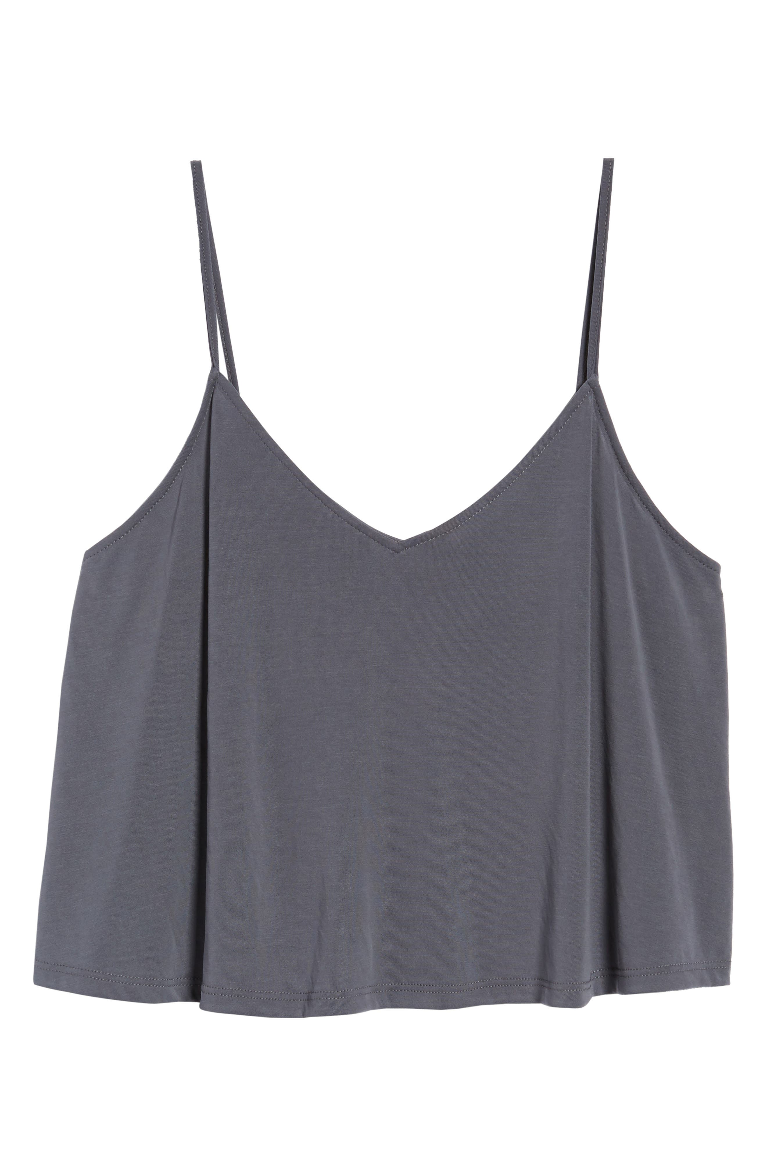 Swing Camisole,                             Alternate thumbnail 7, color,                             Grey