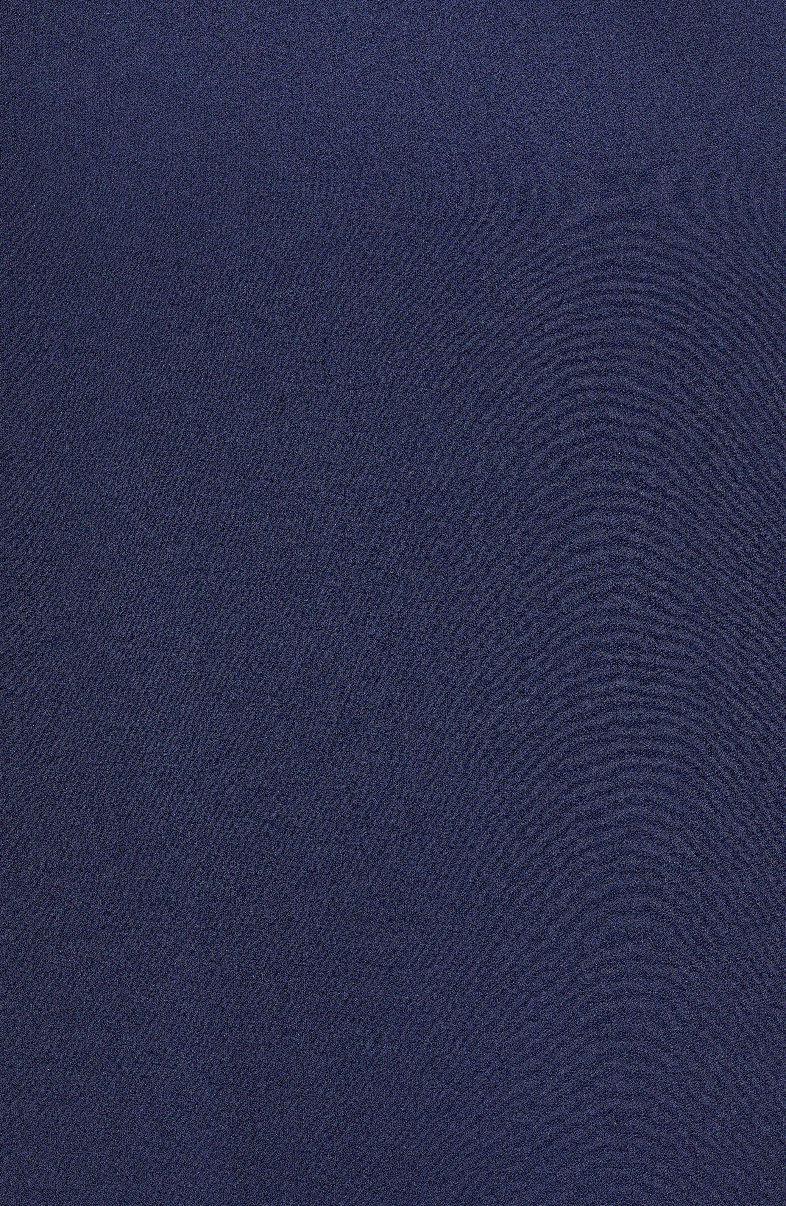Alternate Image 5  - Eileen Fisher Silk Crepe Bateau Neck Shell (Regular & Petite)