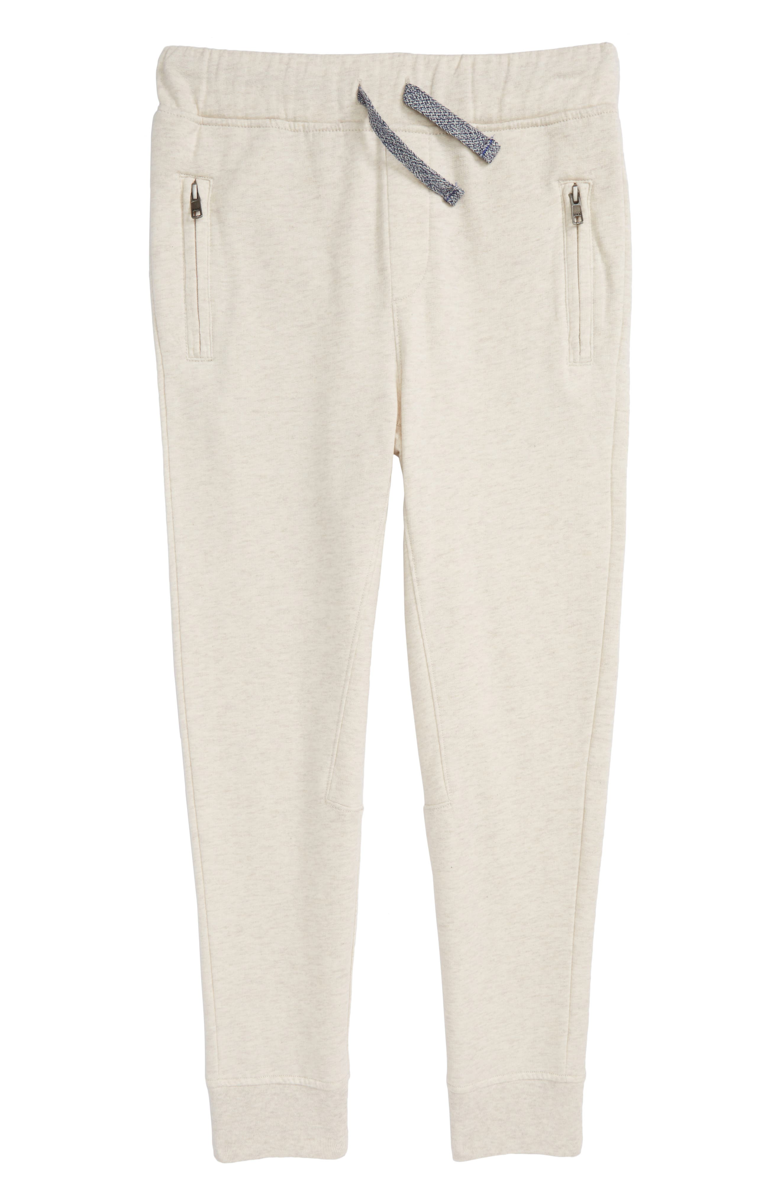 Slim Jogger Pants,                         Main,                         color, Heather Oatmeal
